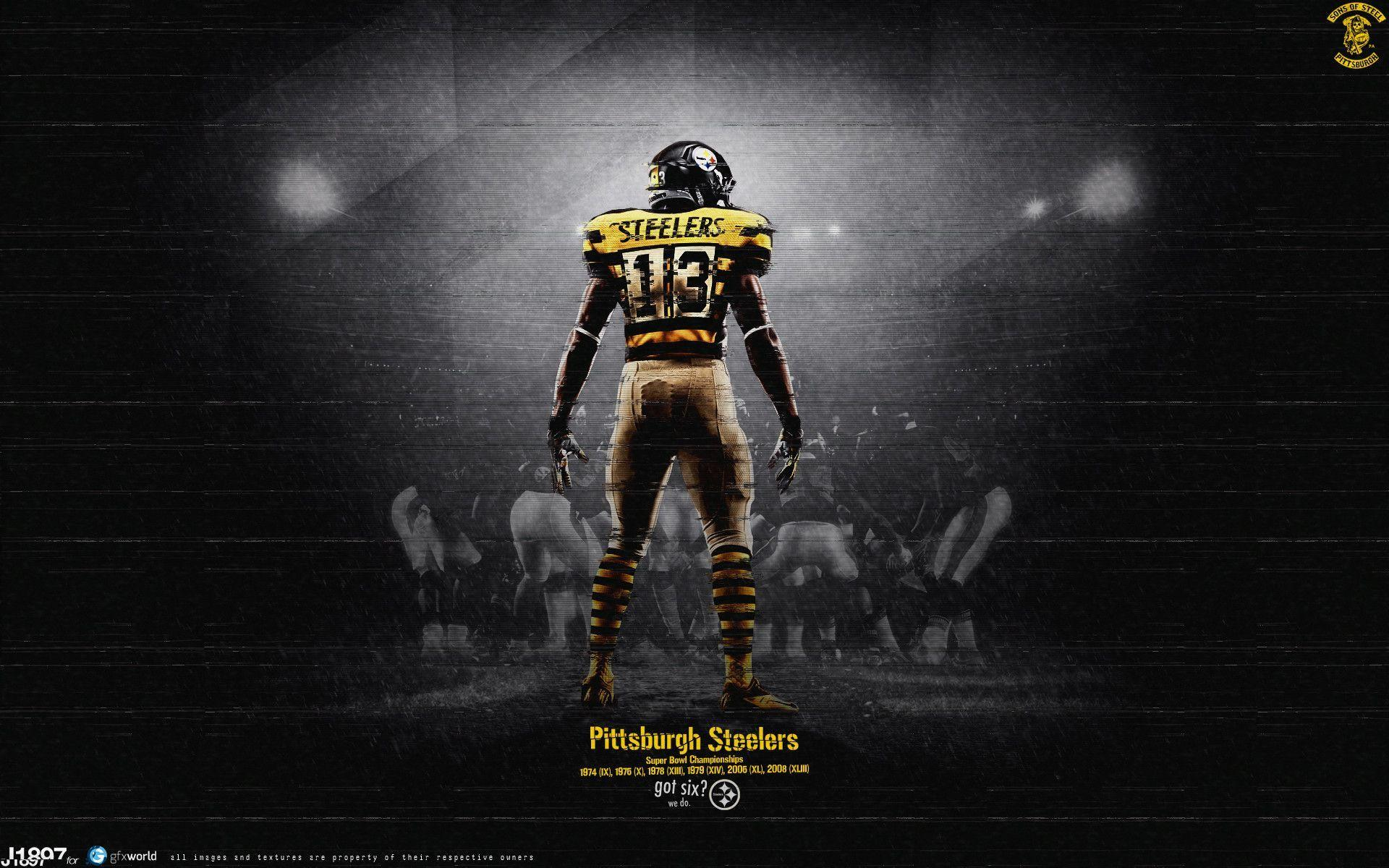 Pittsburgh Steelers 2018 Wallpapers - Wallpaper Cave bdeff059f