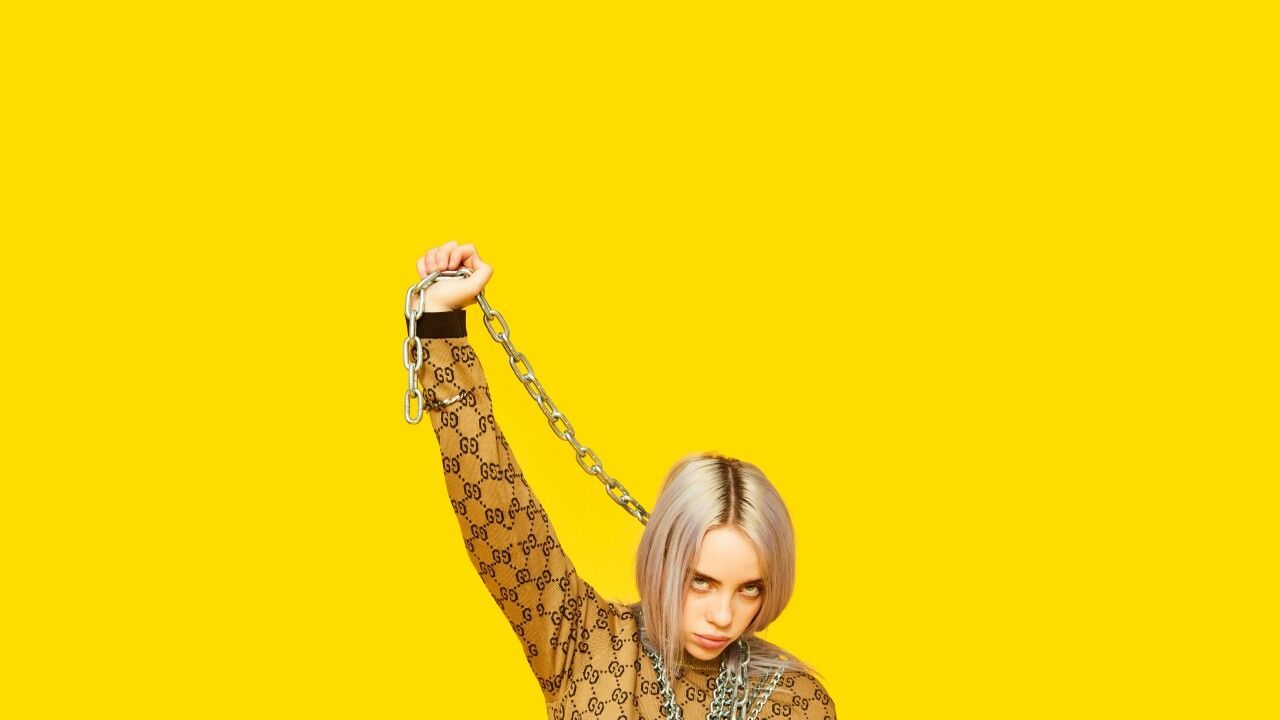 Billie Eilish HD Wallpapers  Wallpaper Cave