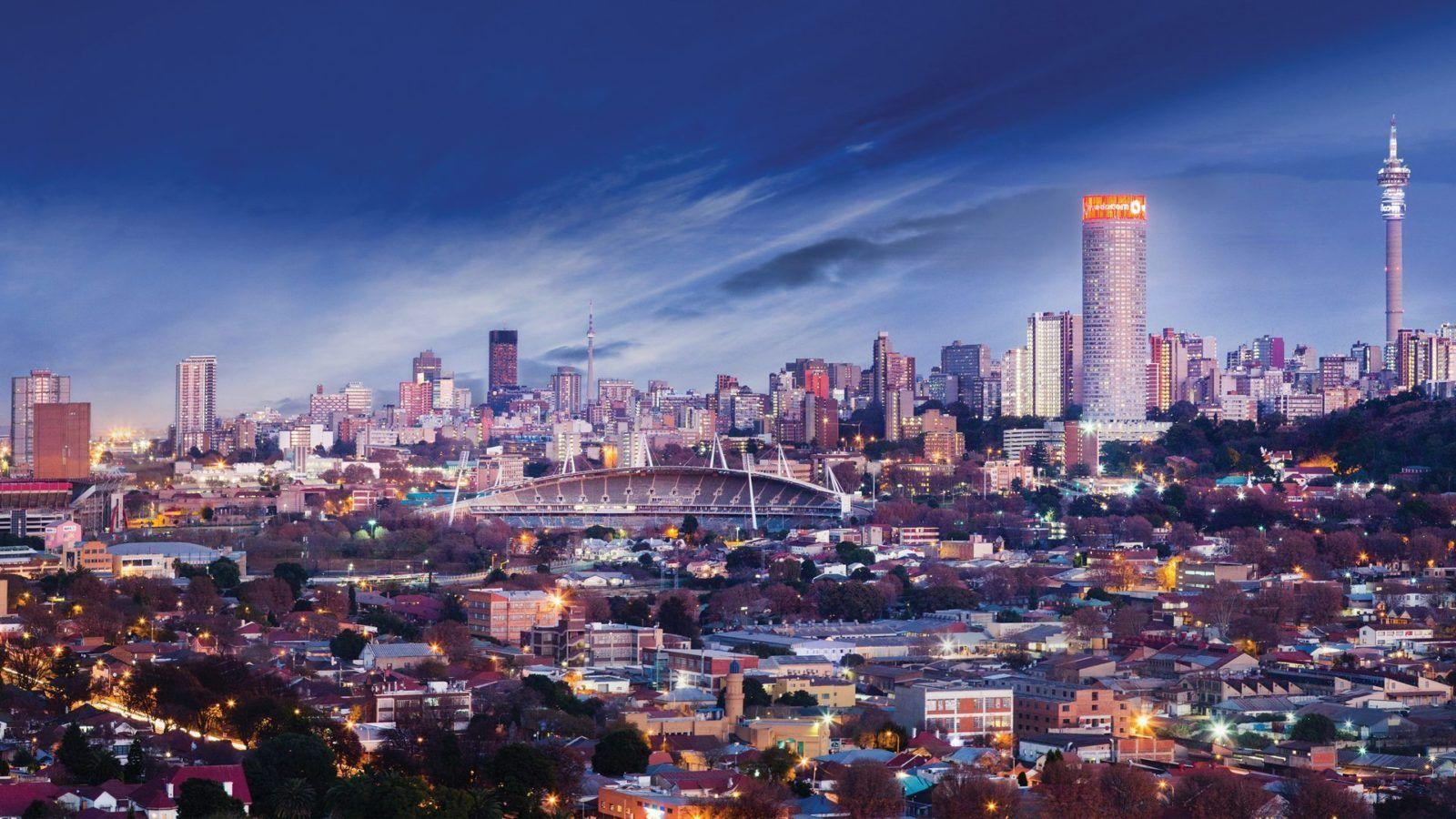 Johannesburg City - South Africa HD Wallpapers and Photos ...
