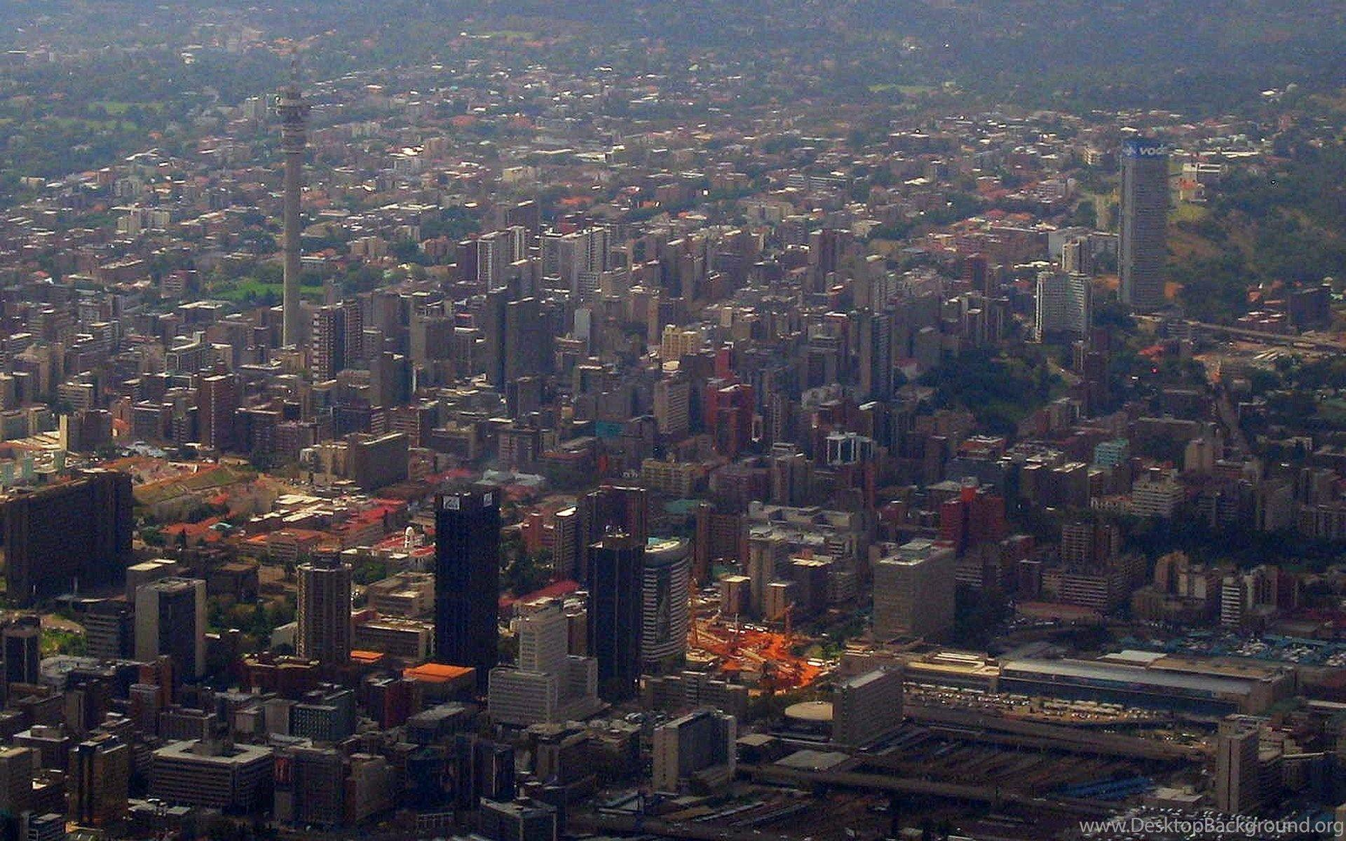Johannesburg Bird Perspective Wallpapers Desktop Background