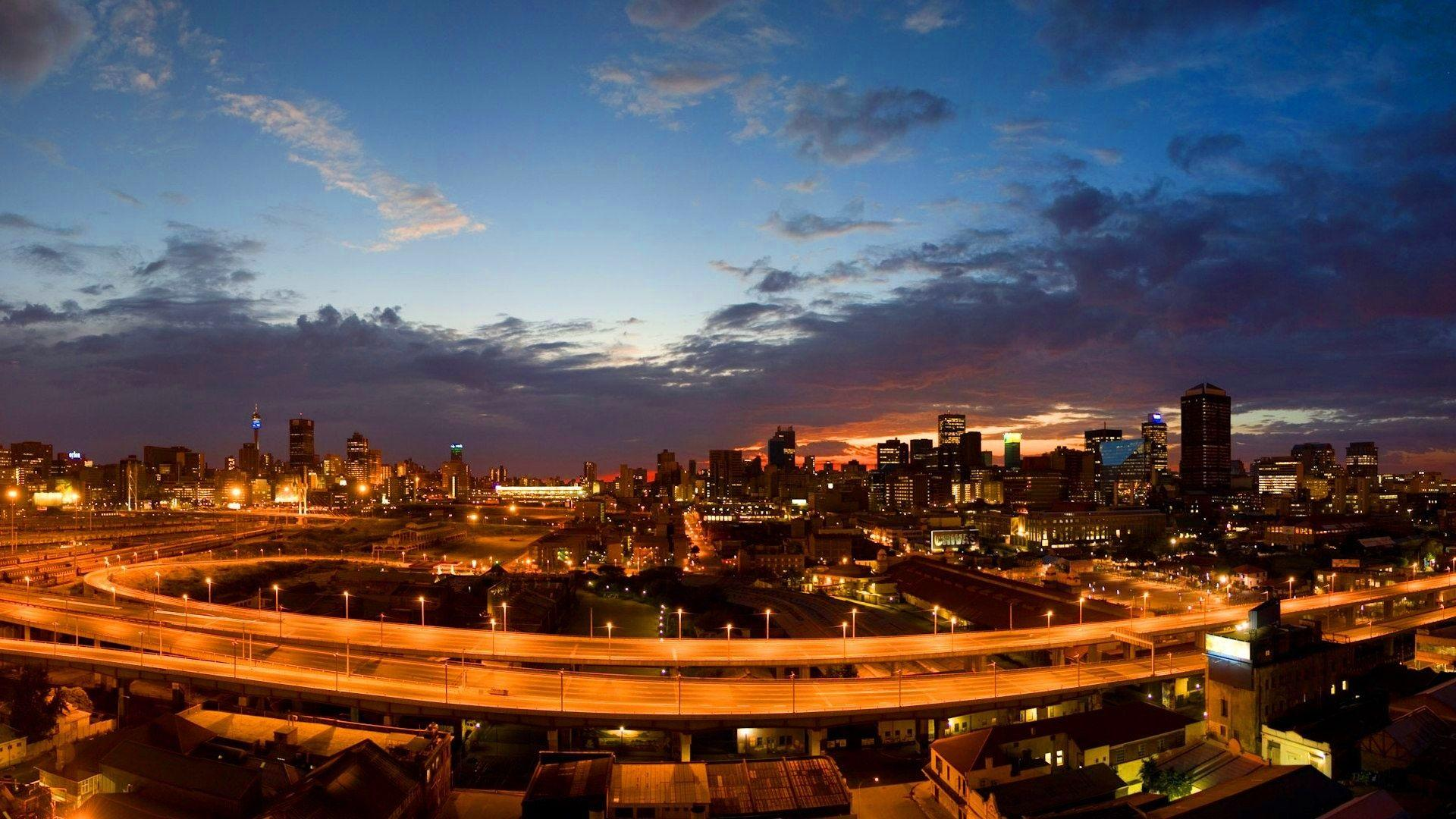 Johannesburg City Wallpapers