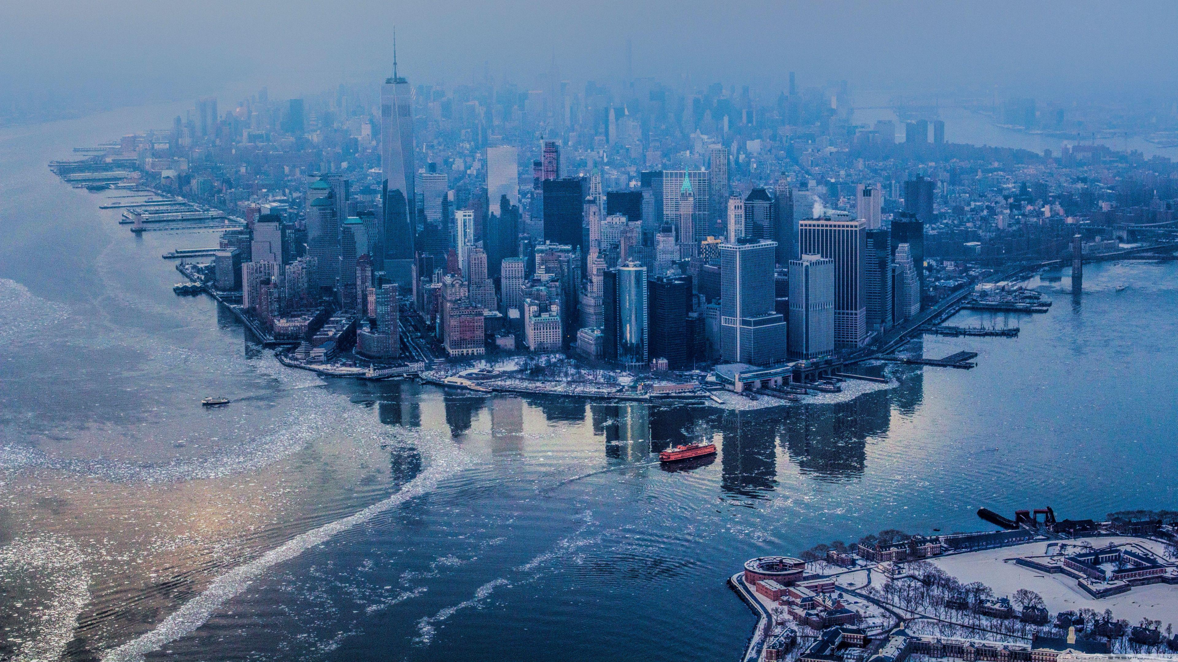 New York City 4K Wallpapers