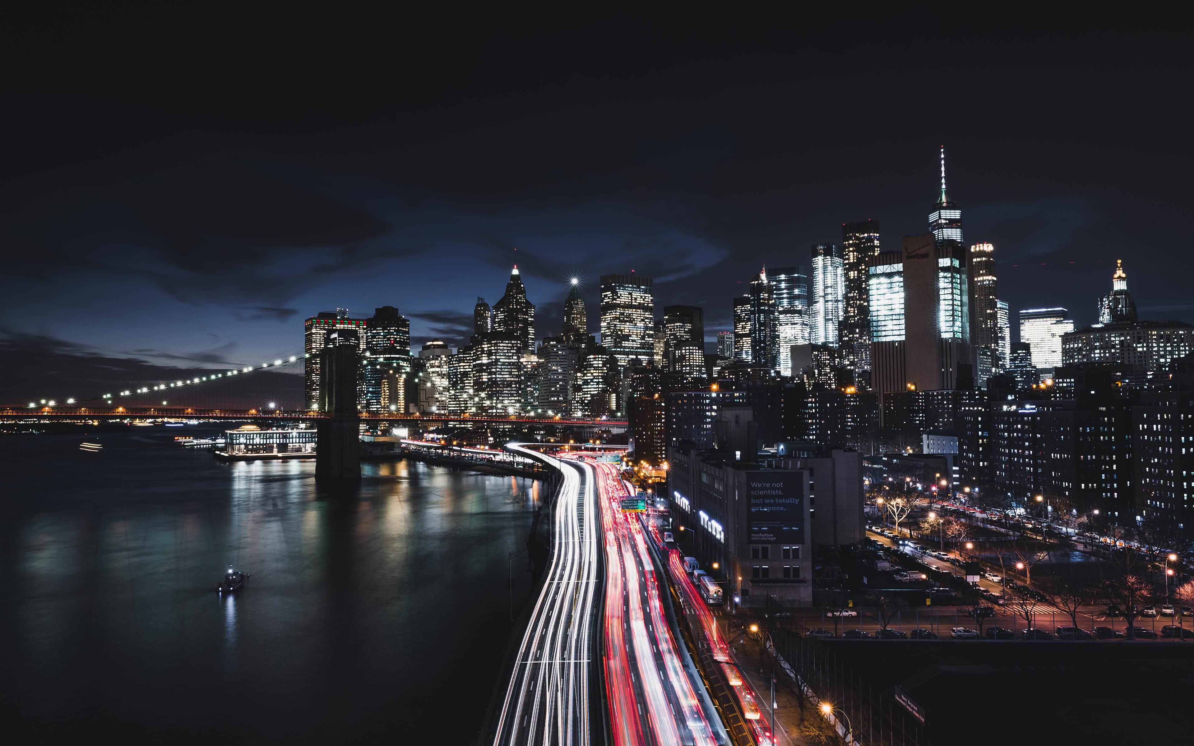 New York City 4k Wallpapers Wallpaper Cave