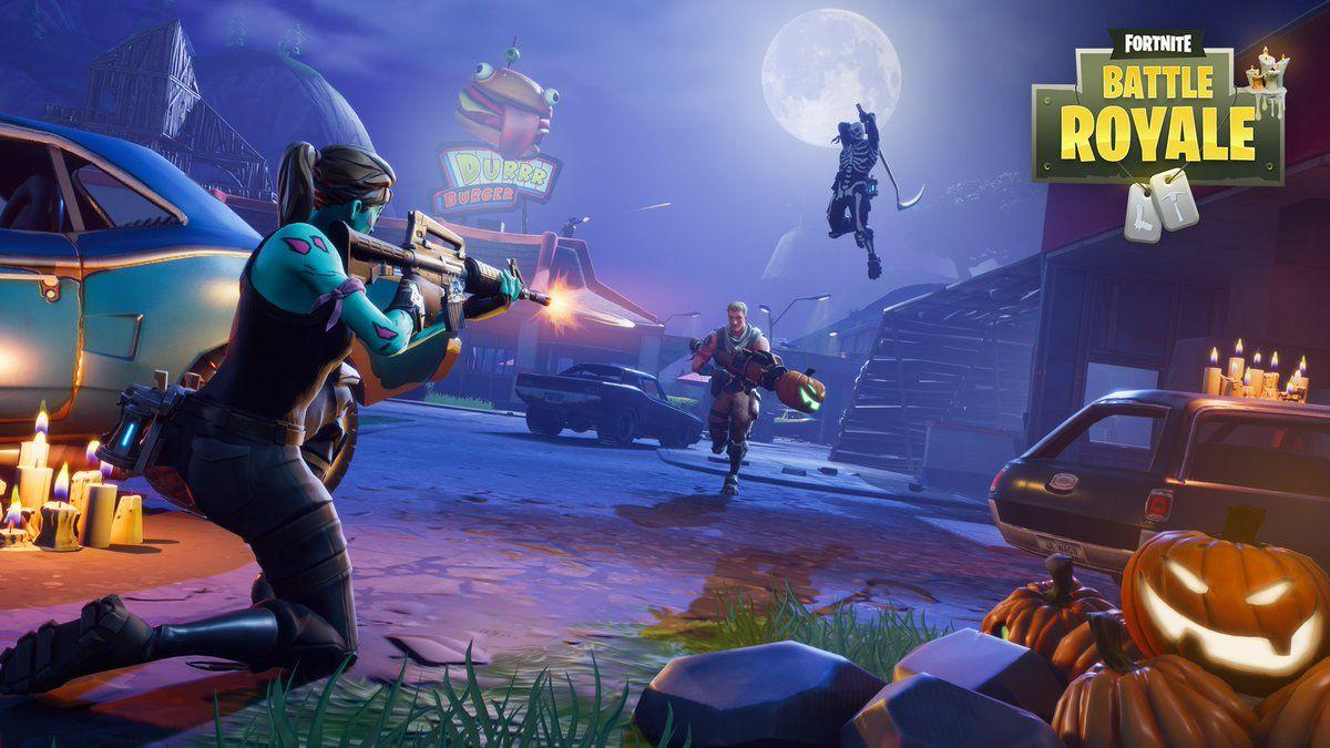 Fortnite on Twitter: The Skull and Ghoul troopers are back in the