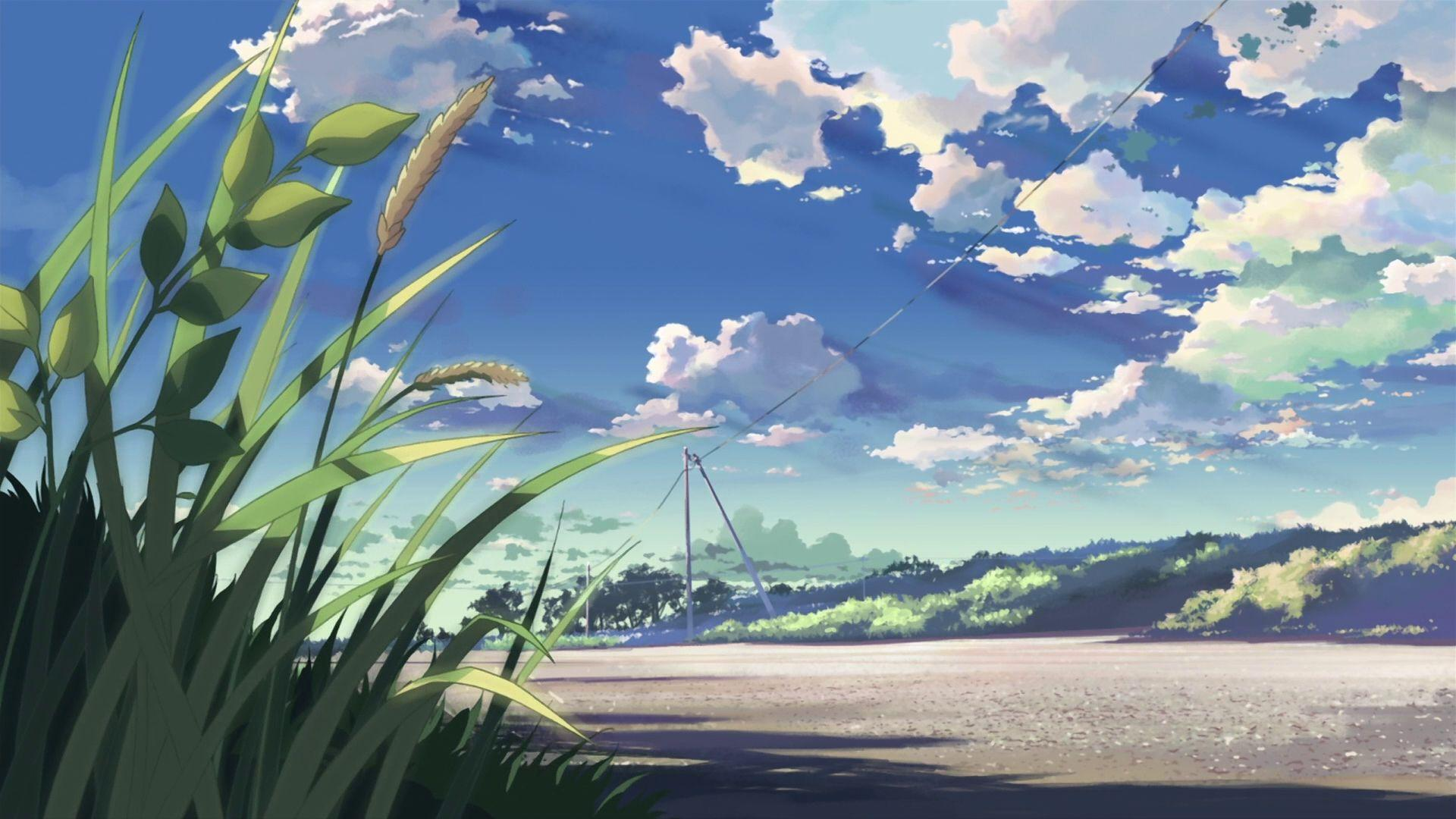 Anime Landscape Wallpapers HD