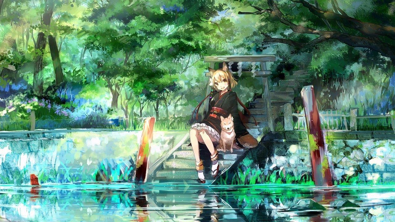 Anime Wallpapers Free HD Wallpaper Backgrounds Download