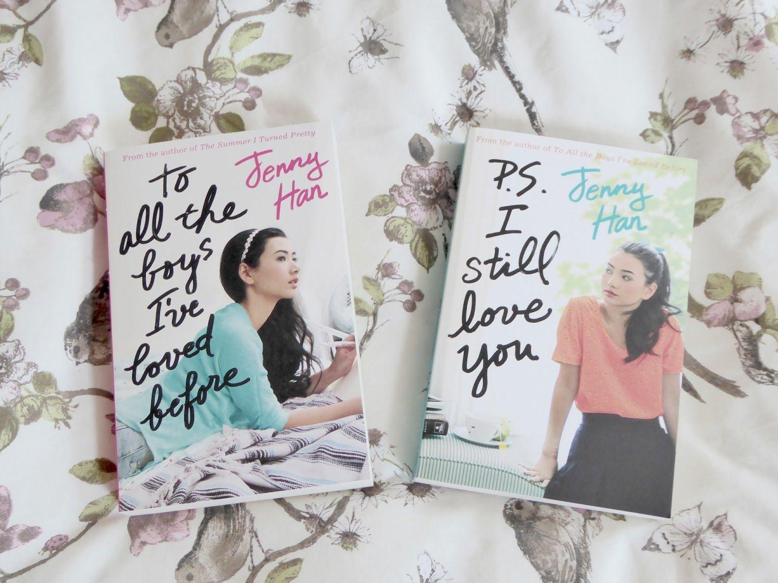 Book Review: To All The Boys I've Loved Before and PS. I Still