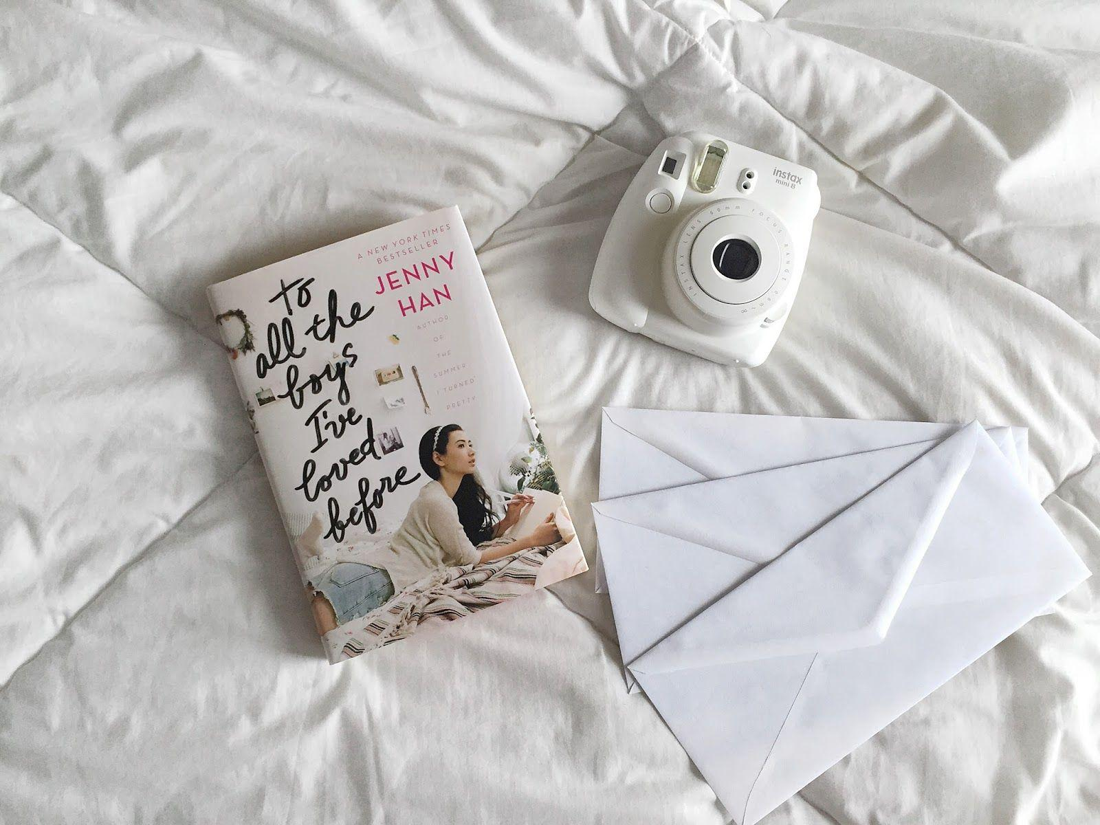 My Midnight Reads: Book Review: To all the Boys I've loved before by