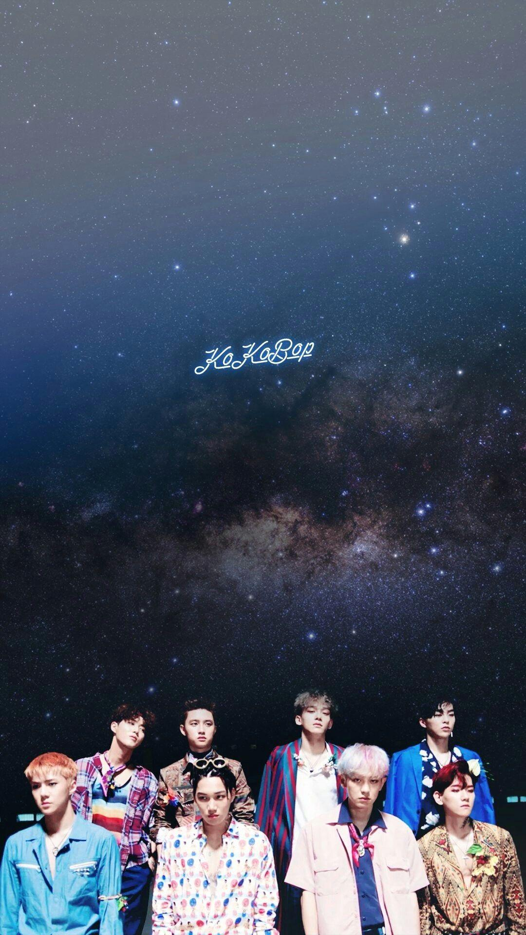 D O Exo Wallpapers Wallpaper Cave