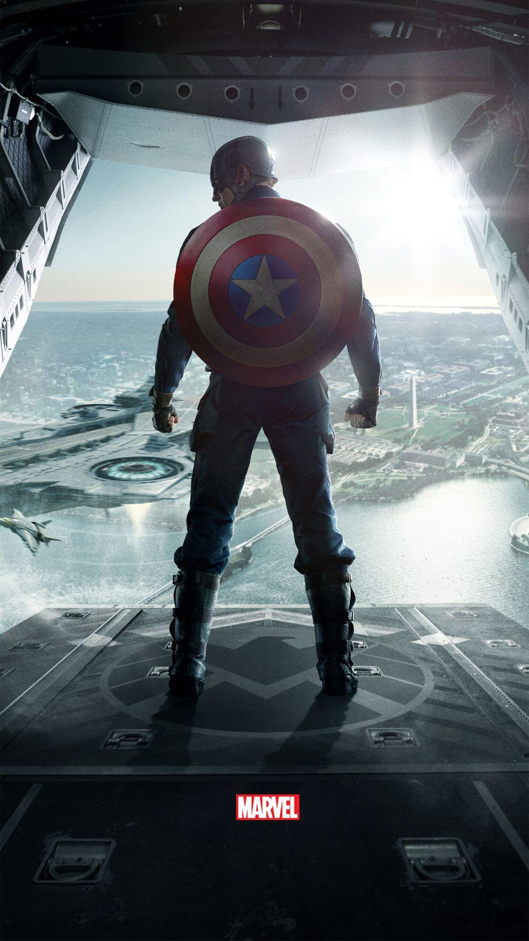 Cap America Wallpapers Wallpaper Cave