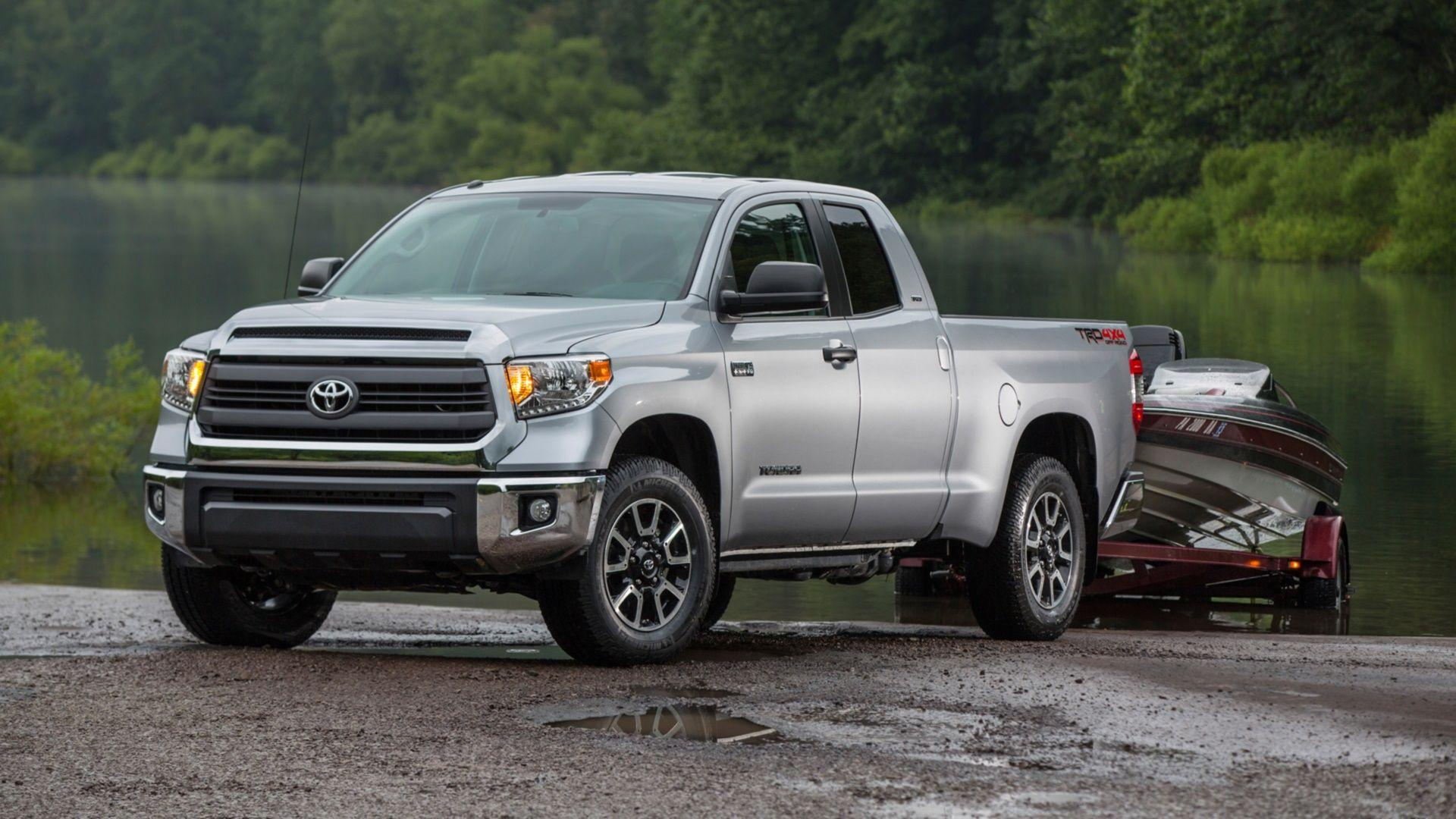 Toyota Tundra Full HD Wallpapers and Backgrounds Image