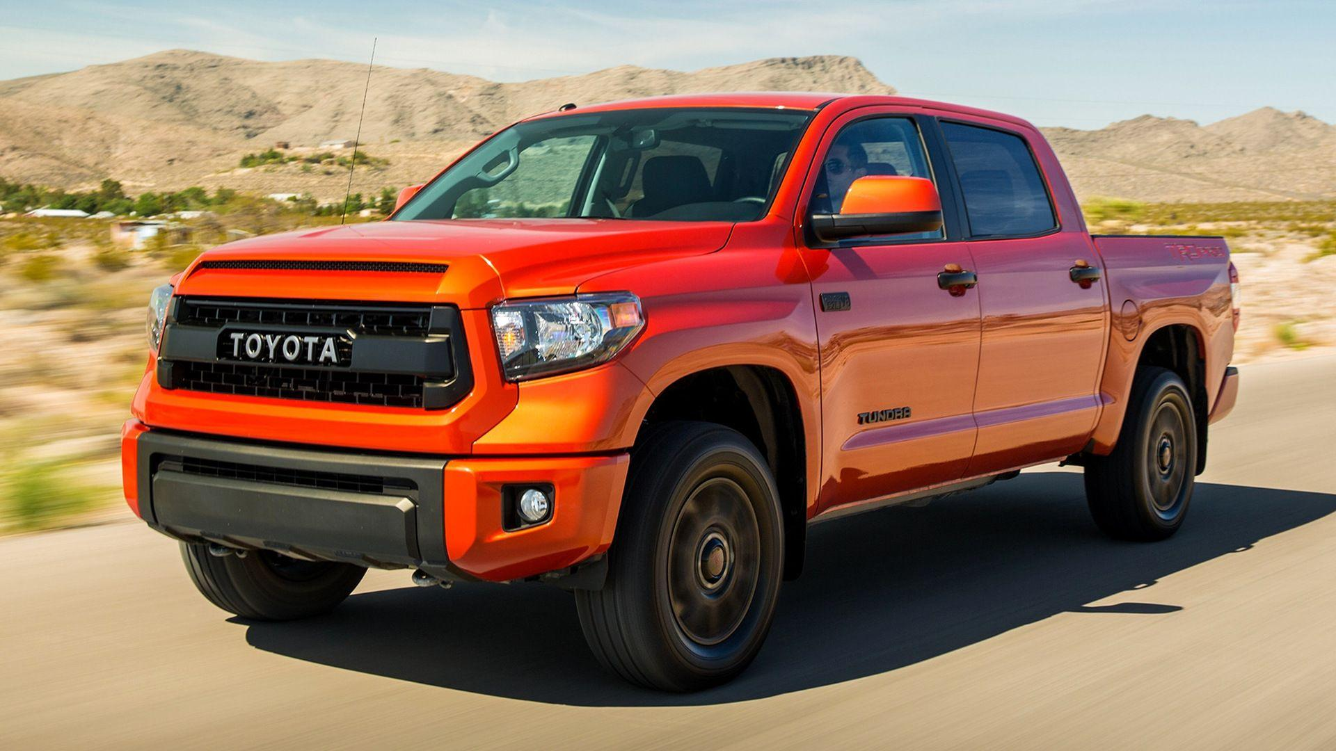 TRD Toyota Tundra Double Cab Pro (2014) Wallpapers and HD Images ...
