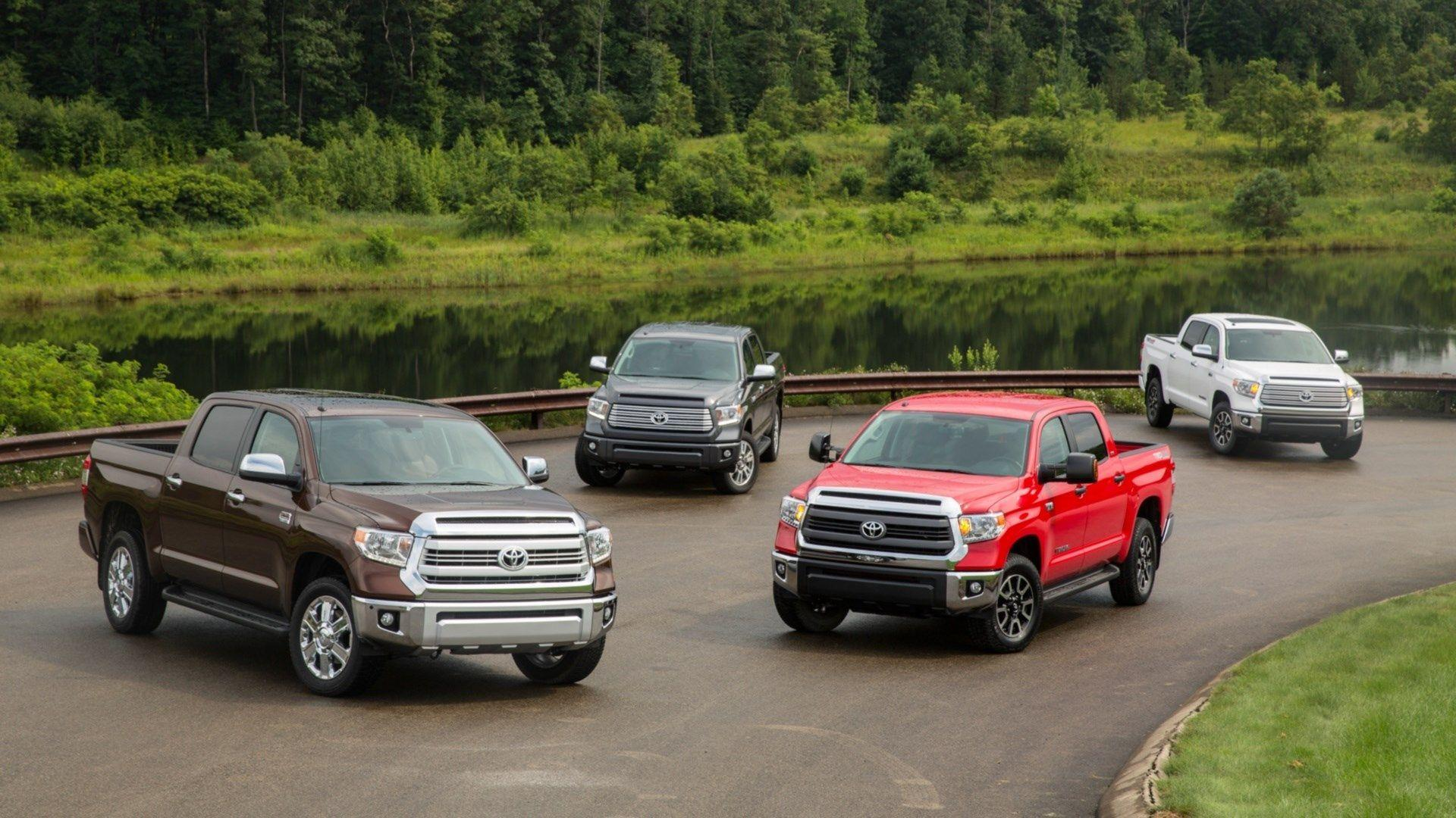 free desktop wallpapers downloads toyota tundra