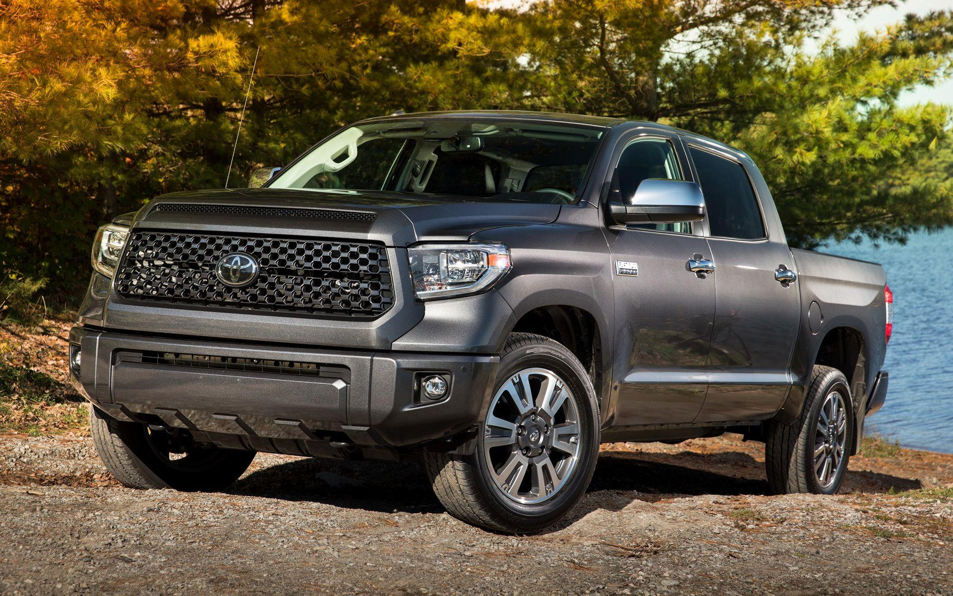 Toyota Tundra Platinum CrewMax (2018) Wallpapers and HD Images - Car ...