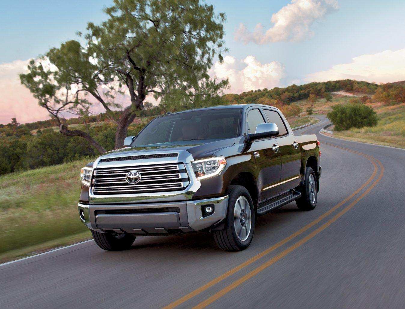 2019 Toyota Tundra Exterior HD Wallpapers
