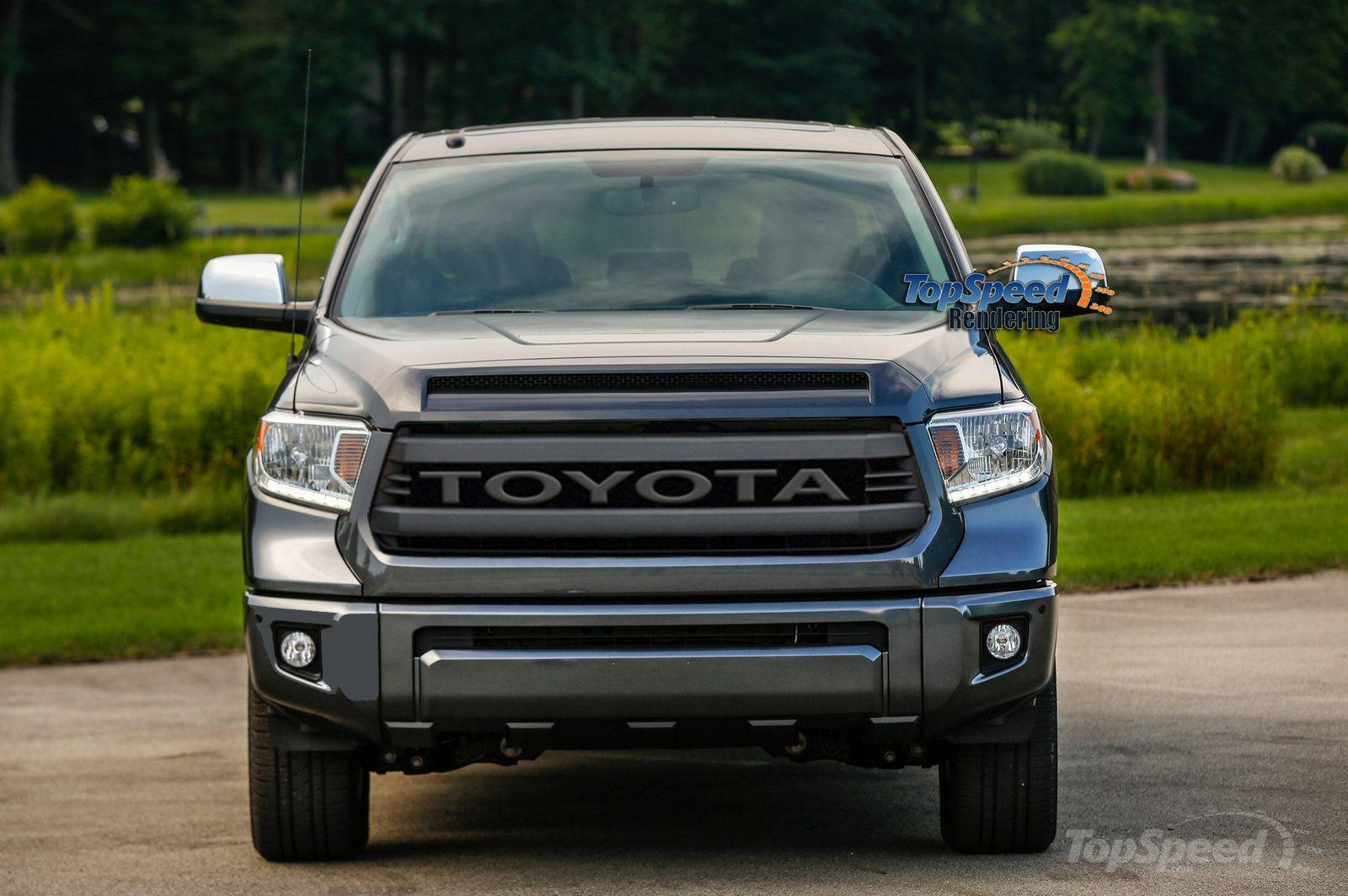 2016 Toyota Tundra Free Wallpapers 12037