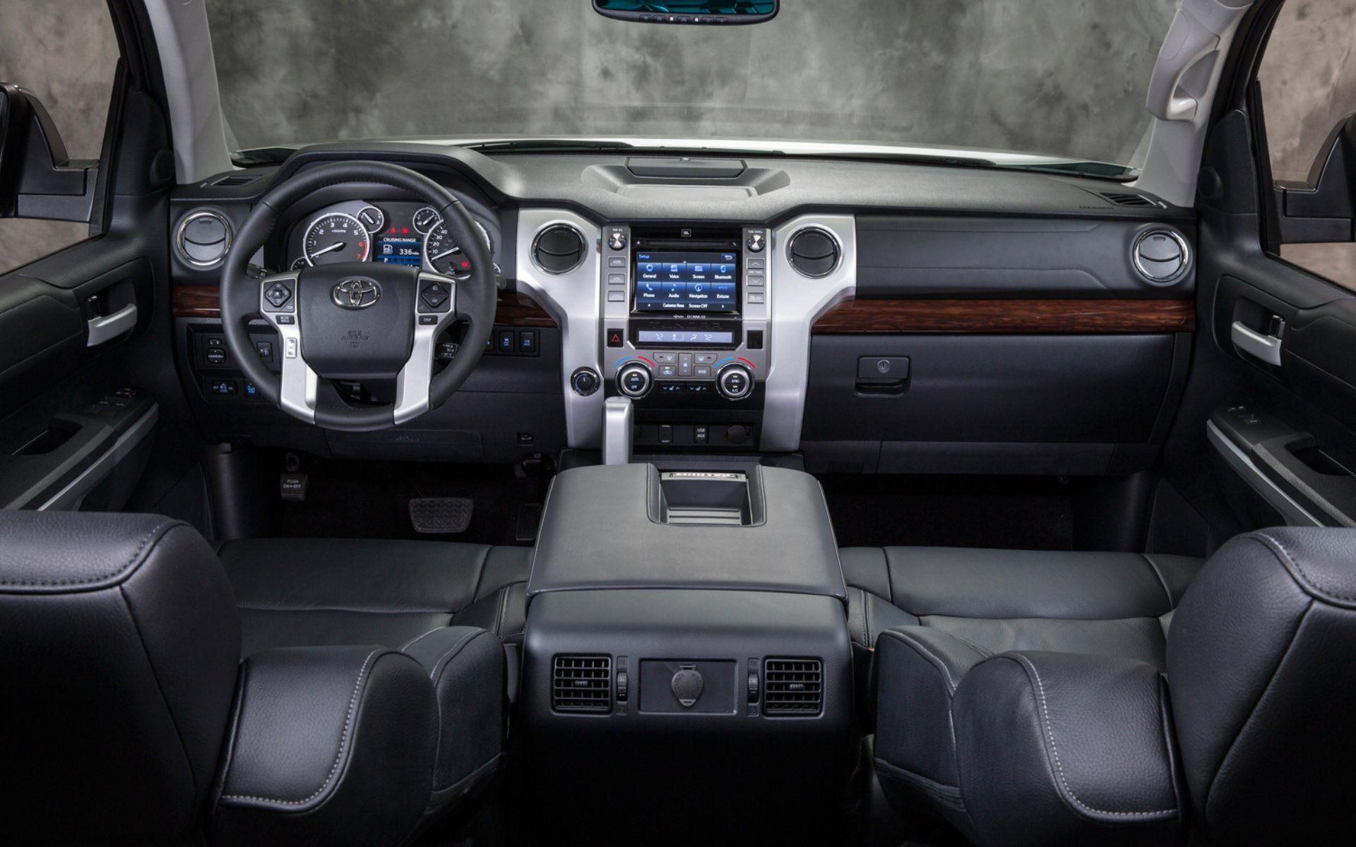 2014 Toyota Tundra Wallpapers