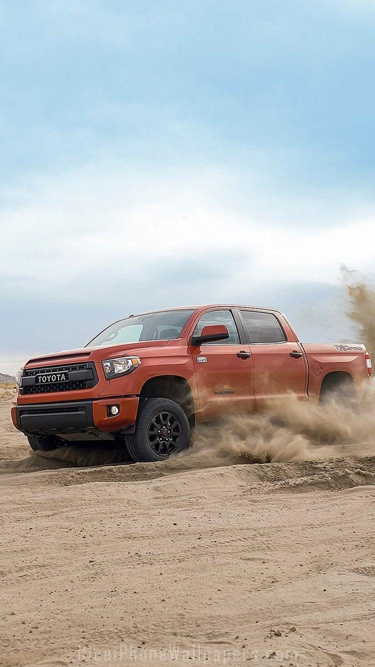 Toyota Tundra TRD Pro Series iPhone 6/6 plus wallpapers