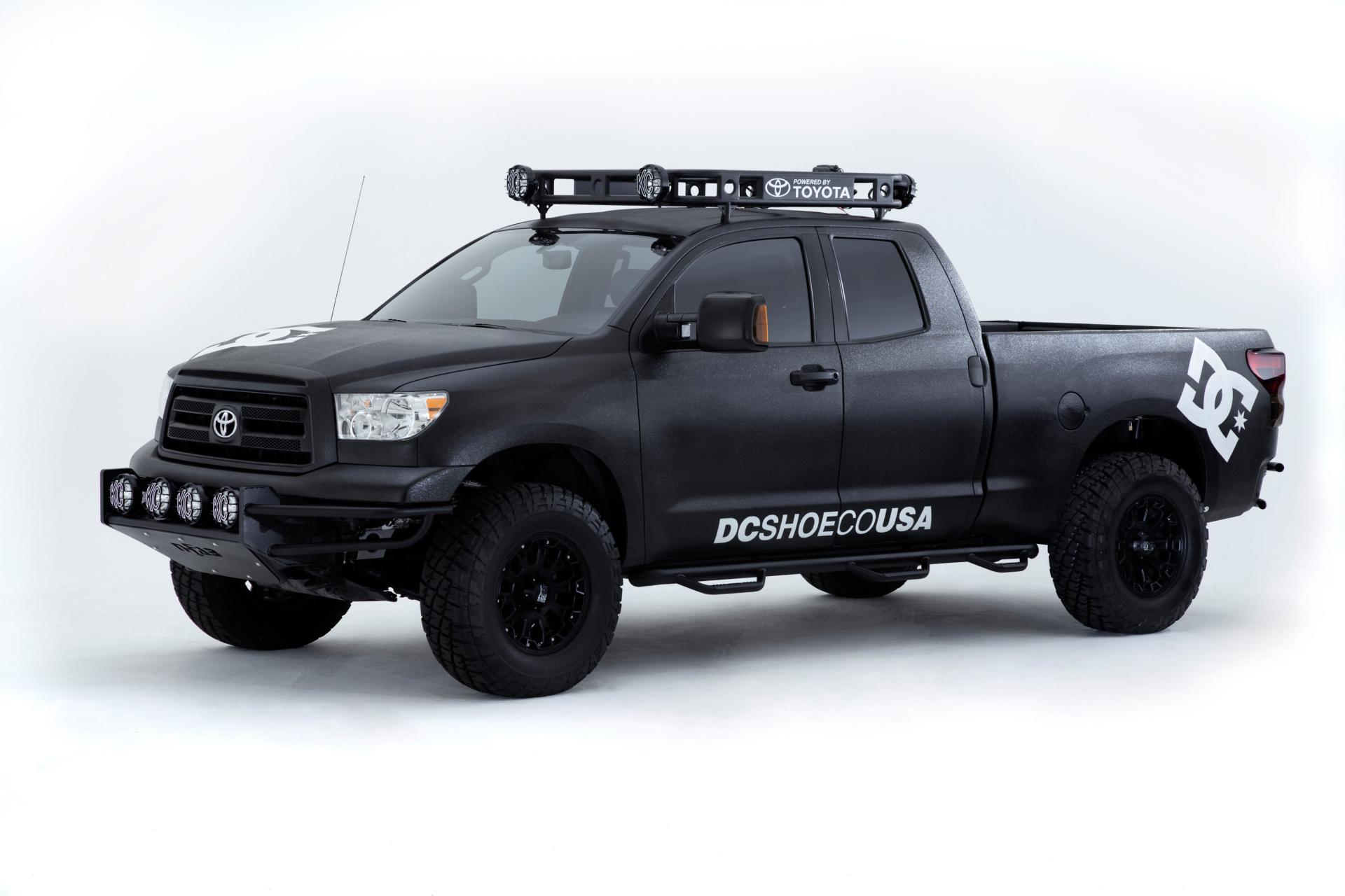 2011 Toyota Ultimate Motocross Tundra News and Information