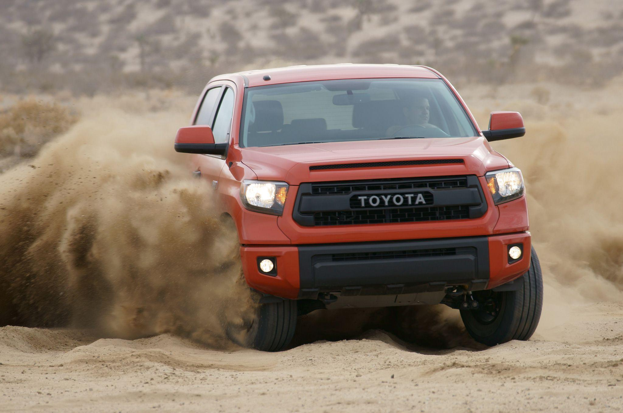 2016 Toyota Tundra Best Quality Wallpapers 12064