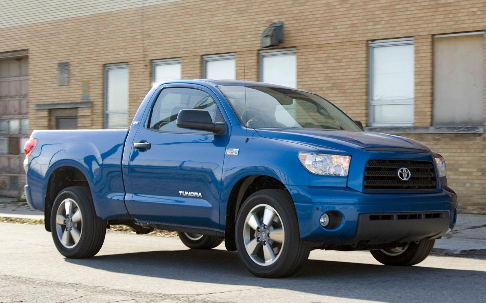 Toyota Tundra Regular, Double Cab, CrewMax V8 AWD