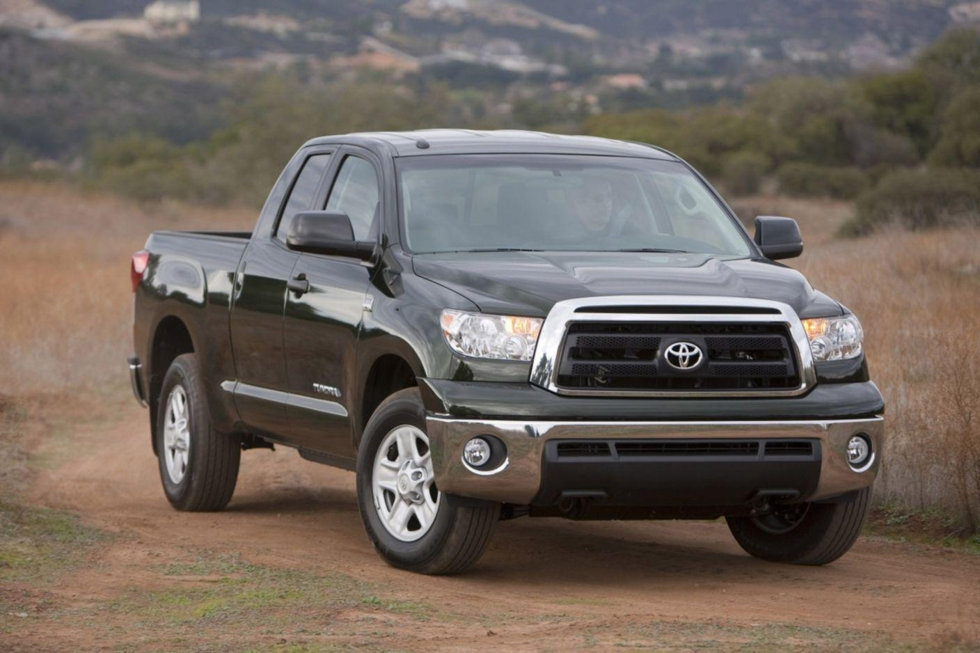 Pickup Trucks Toyota Tundra Wallpaper: Desktop HD Wallpapers