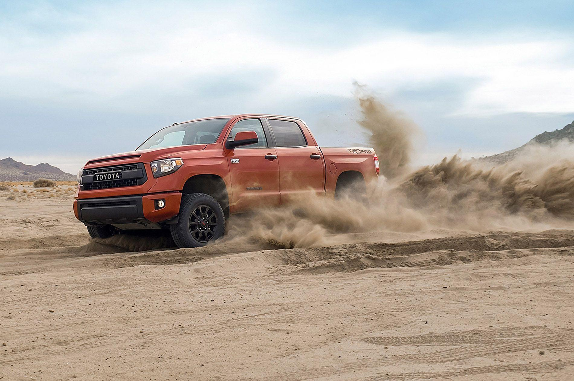 Toyota Tundra Trd Pro Diesel Cars Wallpapers With High Resolution For
