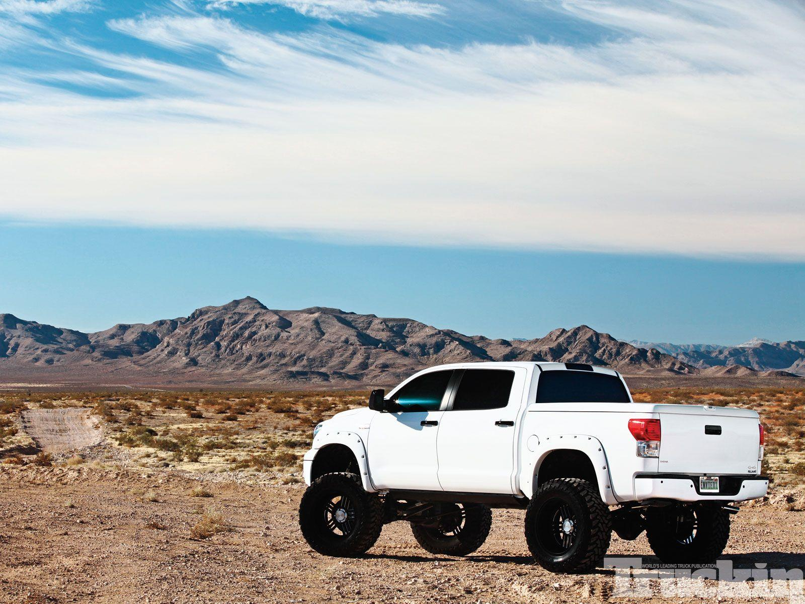 Toyota Tundra 2014 Lifted Wallpapers