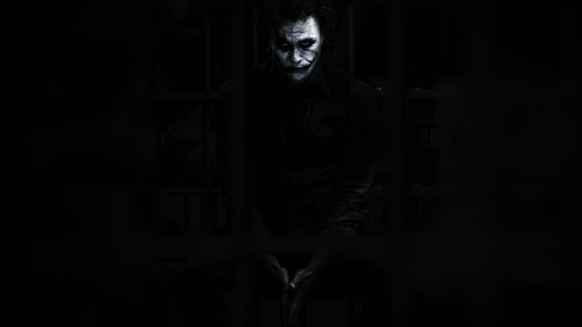 Joker Heath Ledger Wallpapers - Wallpaper Cave
