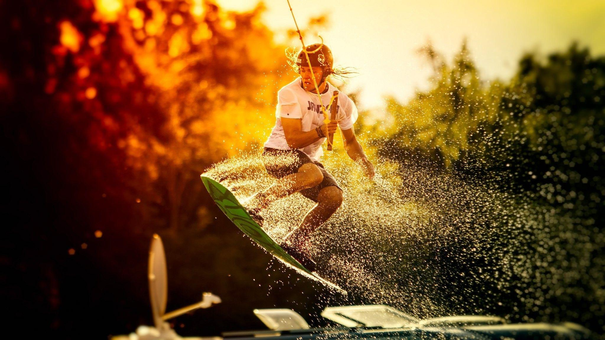wakeboarding Wallpapers HD / Desktop and Mobile Backgrounds
