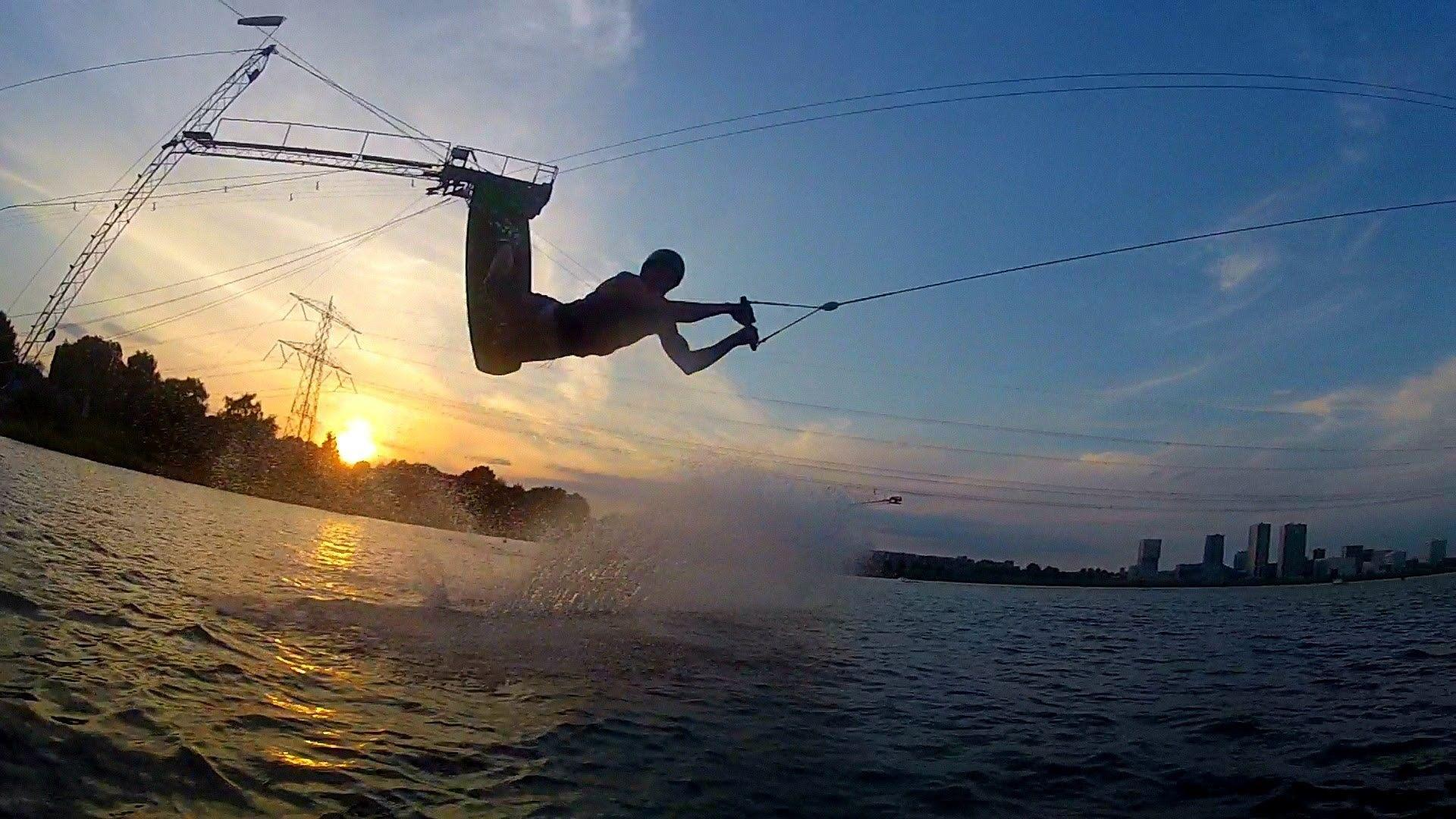 HD Wakeboard Wallpapers