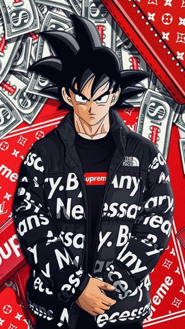 Supreme Goku Wallpapers Wallpaper Cave