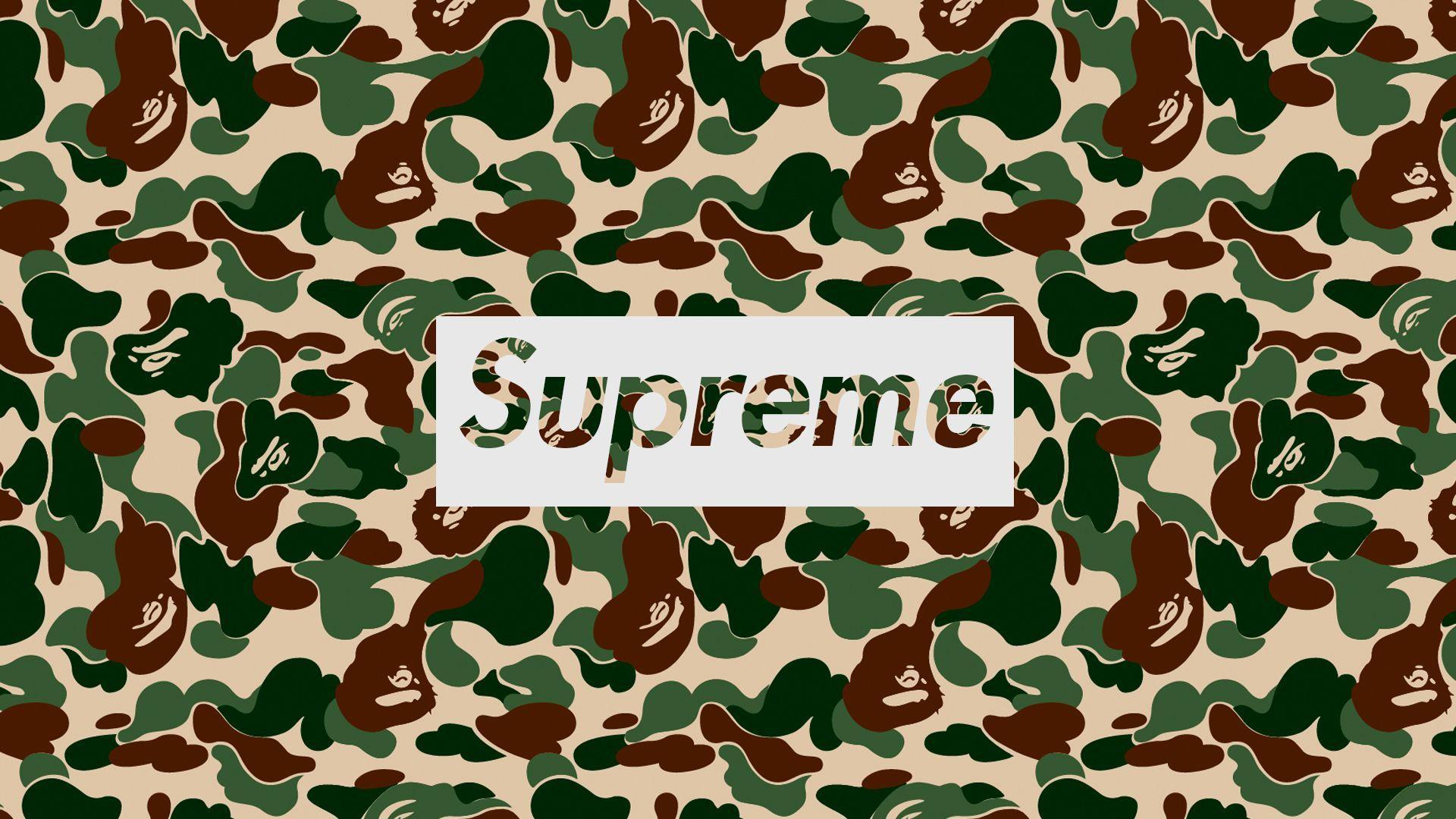 Supreme x bape design album on imgur