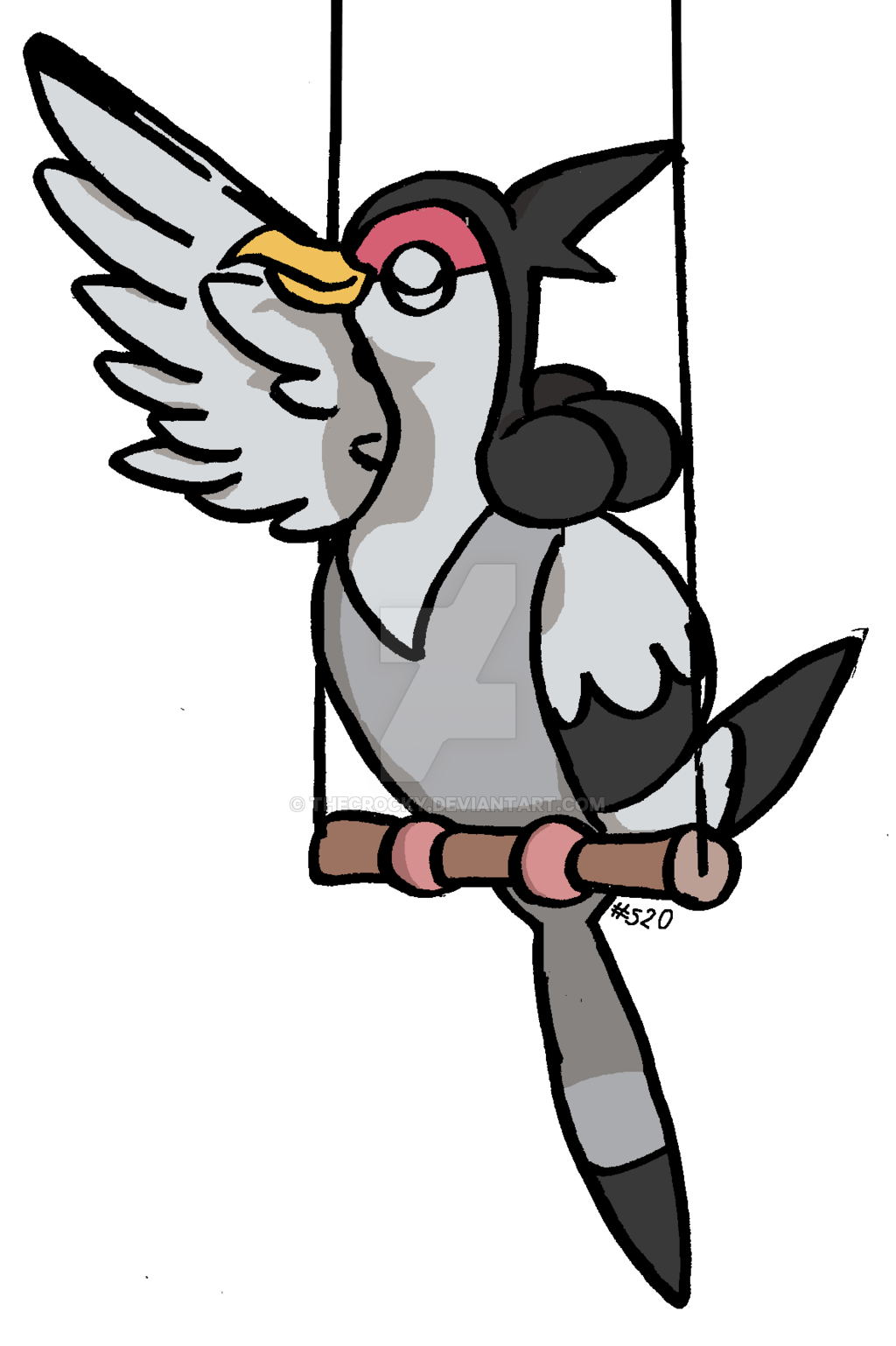 Tranquill by TheCrocky on DeviantArt