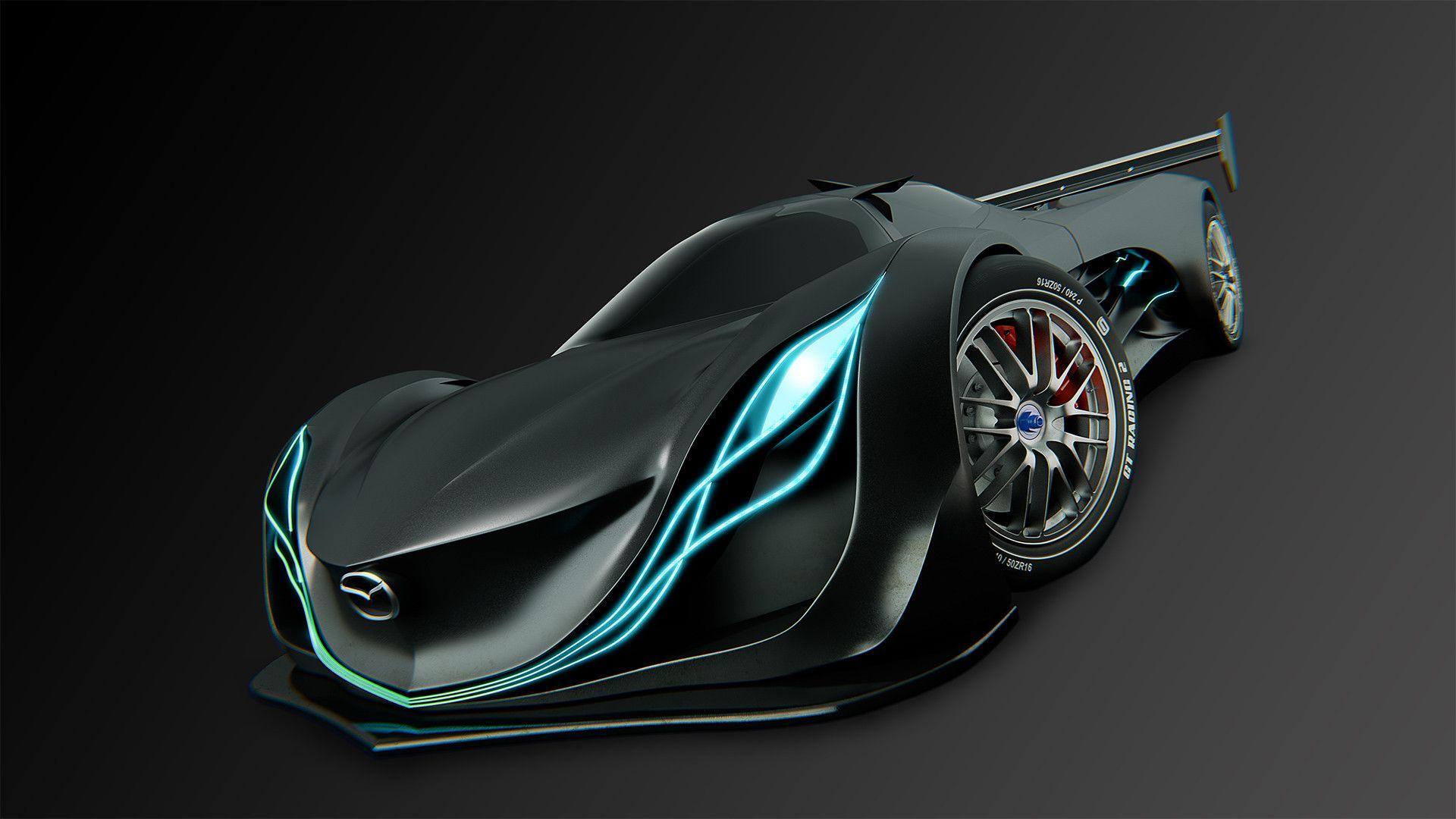 Mazda Furai Wallpapers 17