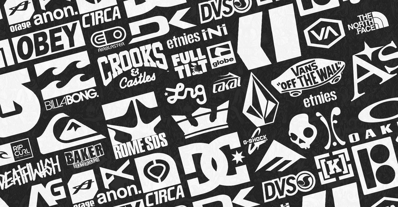 Картинки с модными логотипами