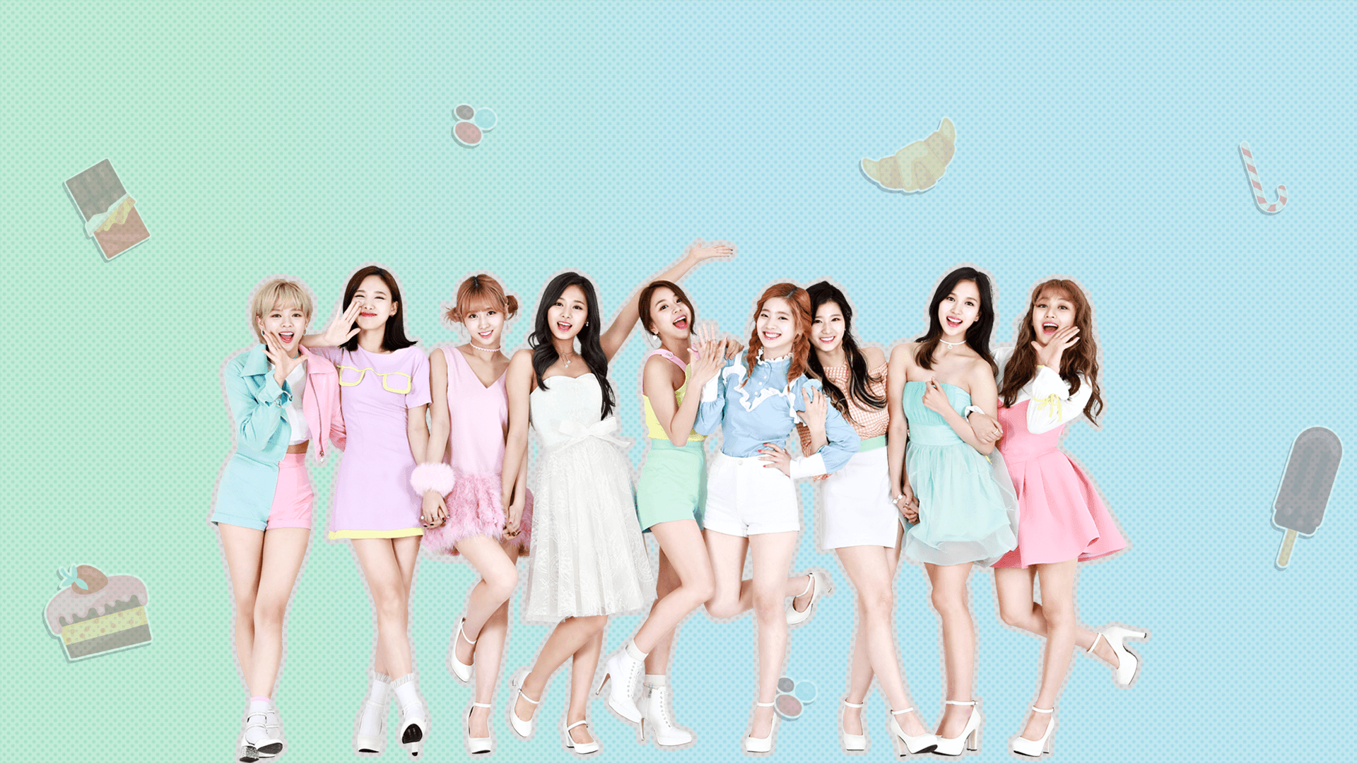 Twice 2018 Wallpapers Wallpaper Cave