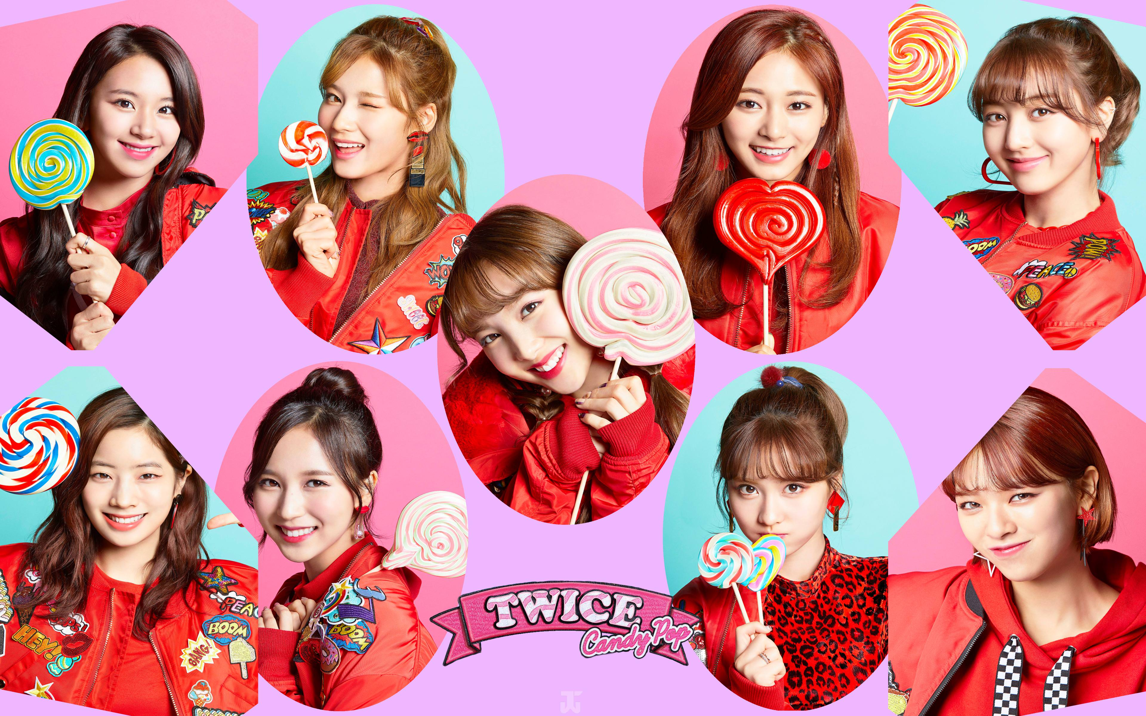 Candy Pop Twice Wallpapers Wallpaper Cave