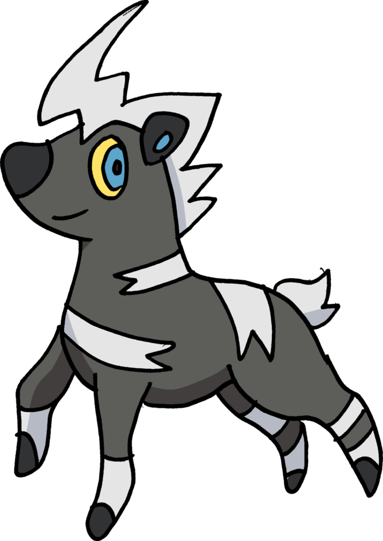 521 - Blitzle by Tails19950 on DeviantArt