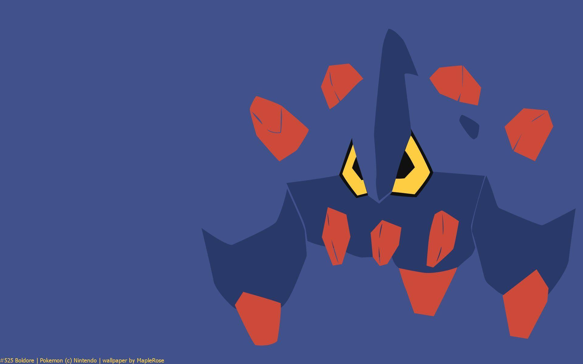 boldore #pokemon #anime #pocketmonsters | ポケモン イラスト ...