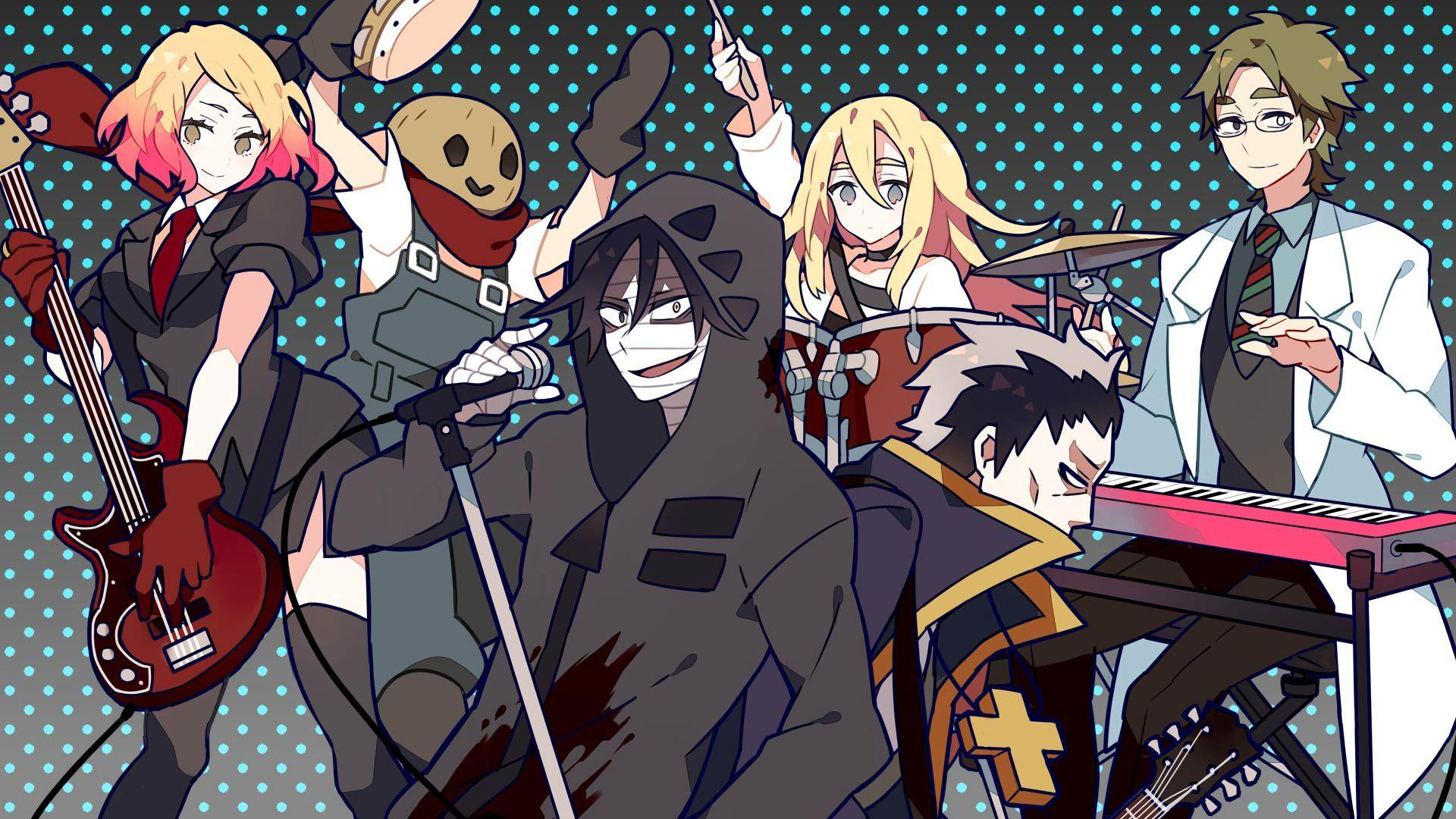 Angels Of Death Wallpapers - Wallpaper Cave