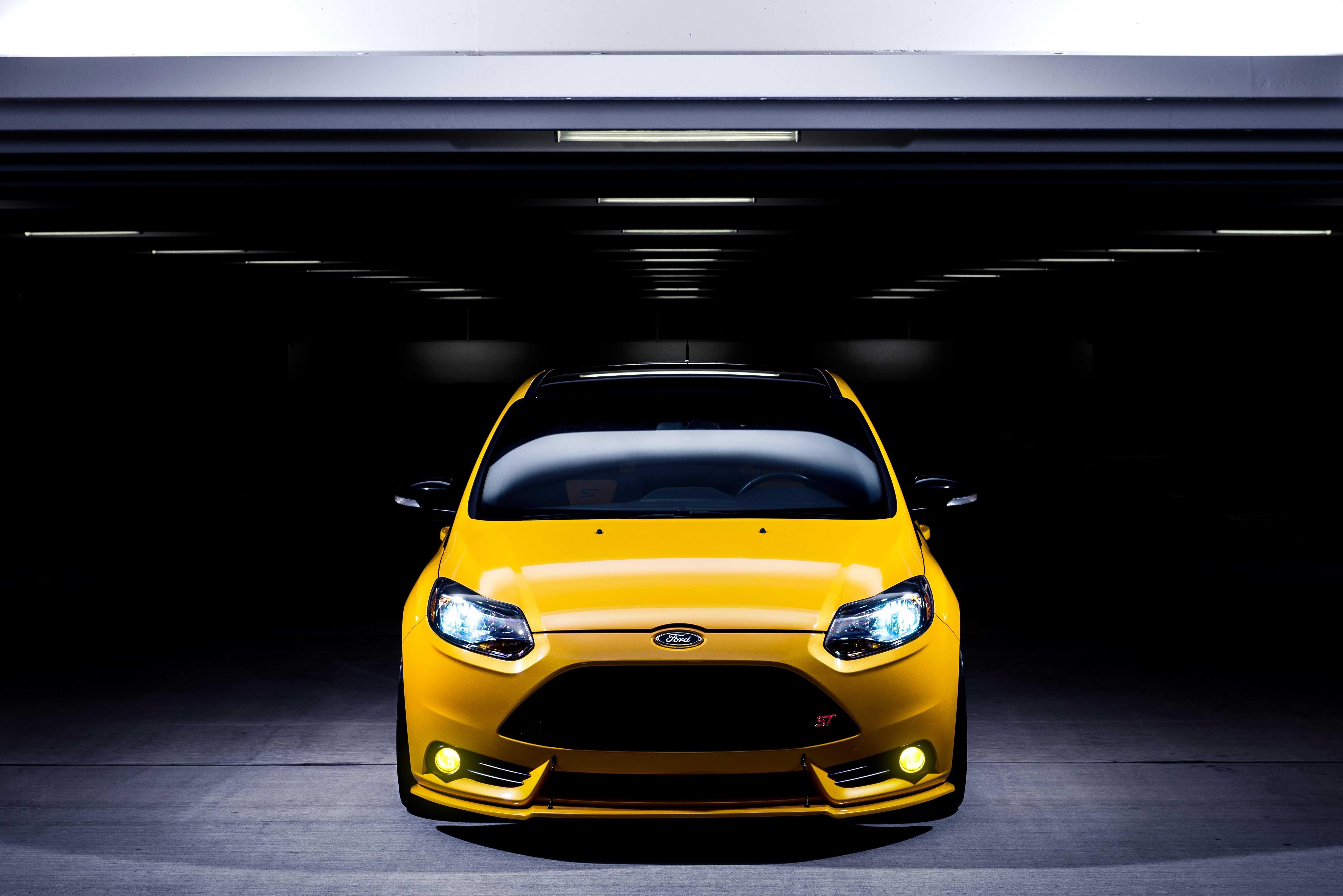 Ford Focus St Wallpapers HD Photos, Wallpapers and other Image