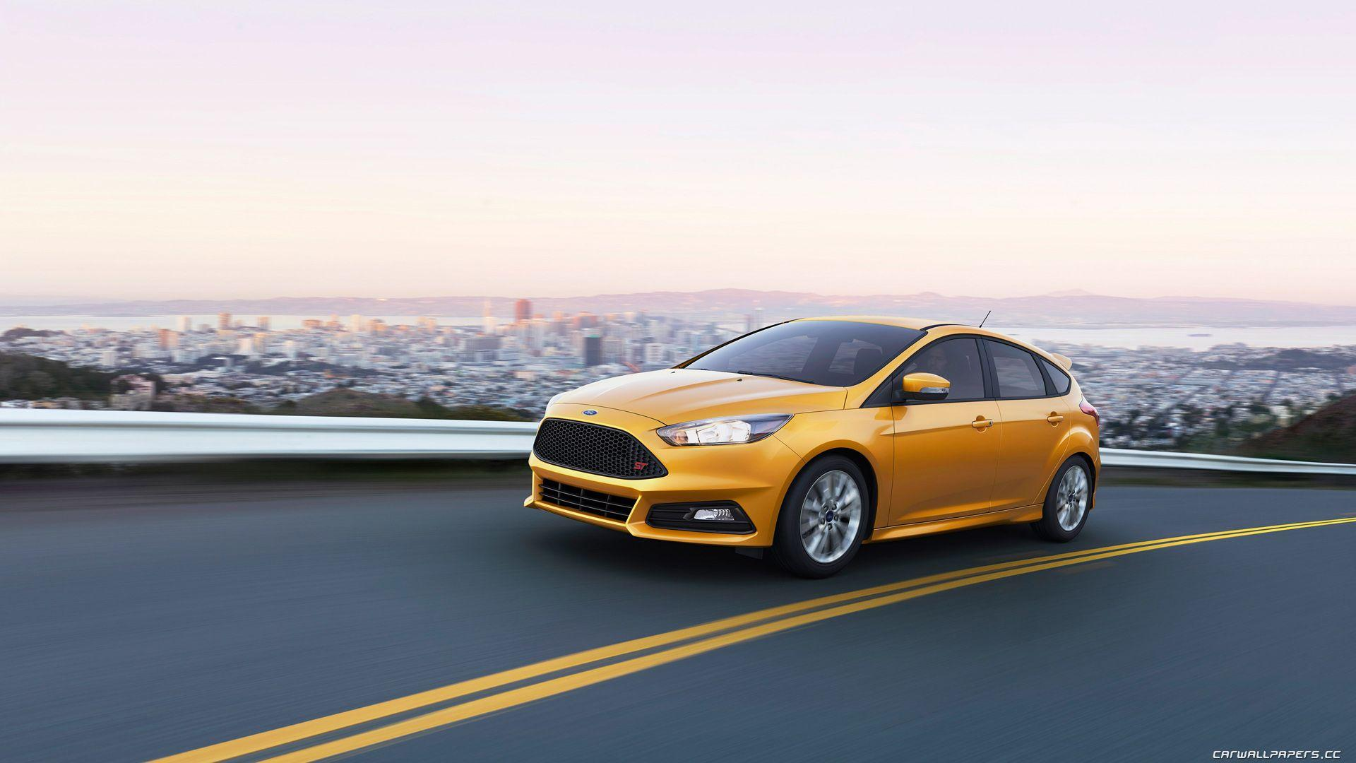 Ford Focus 2015 ST HD Wallpaper, Backgrounds Image