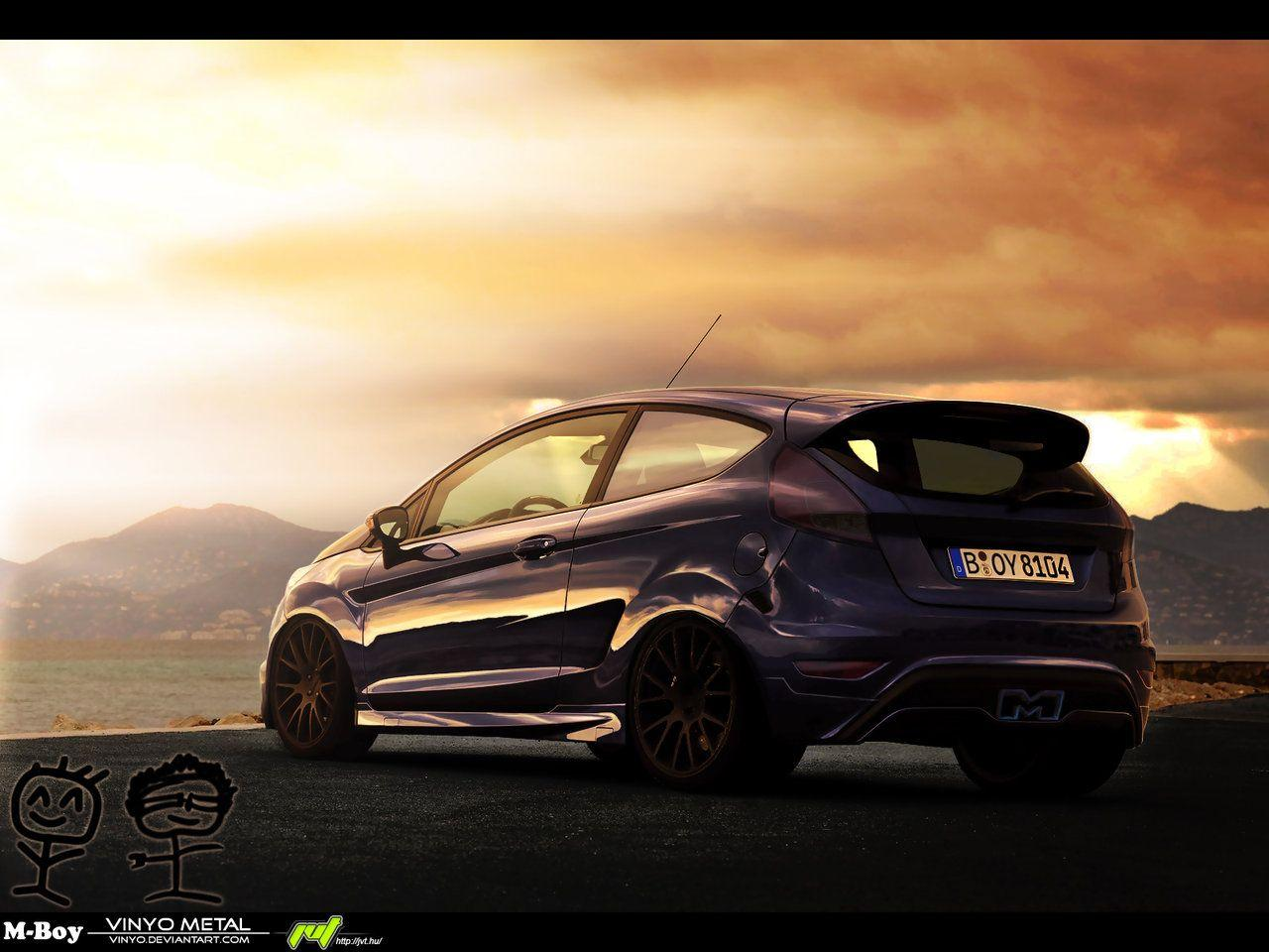 Ford Fiesta 2013 St Wallpapers