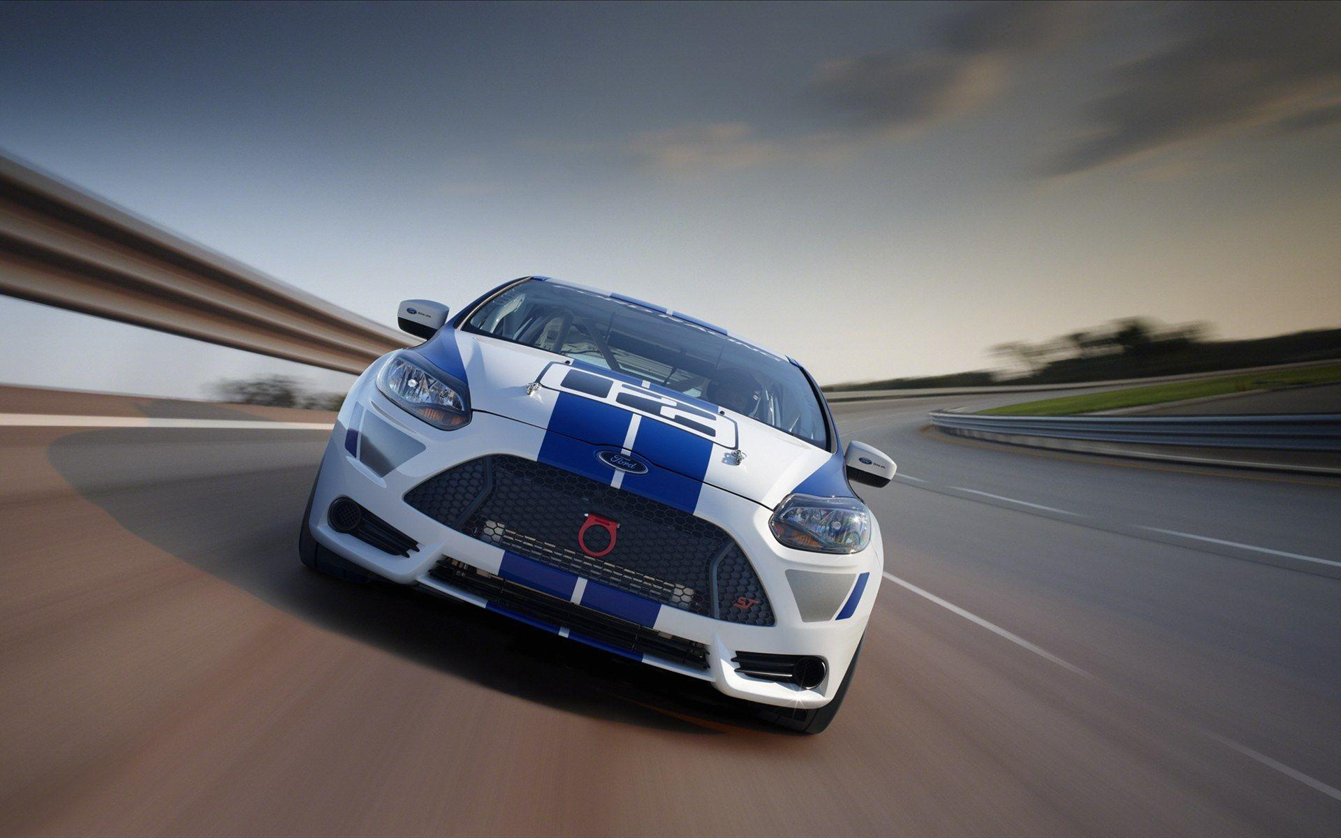 Ford Focus St Wallpapers
