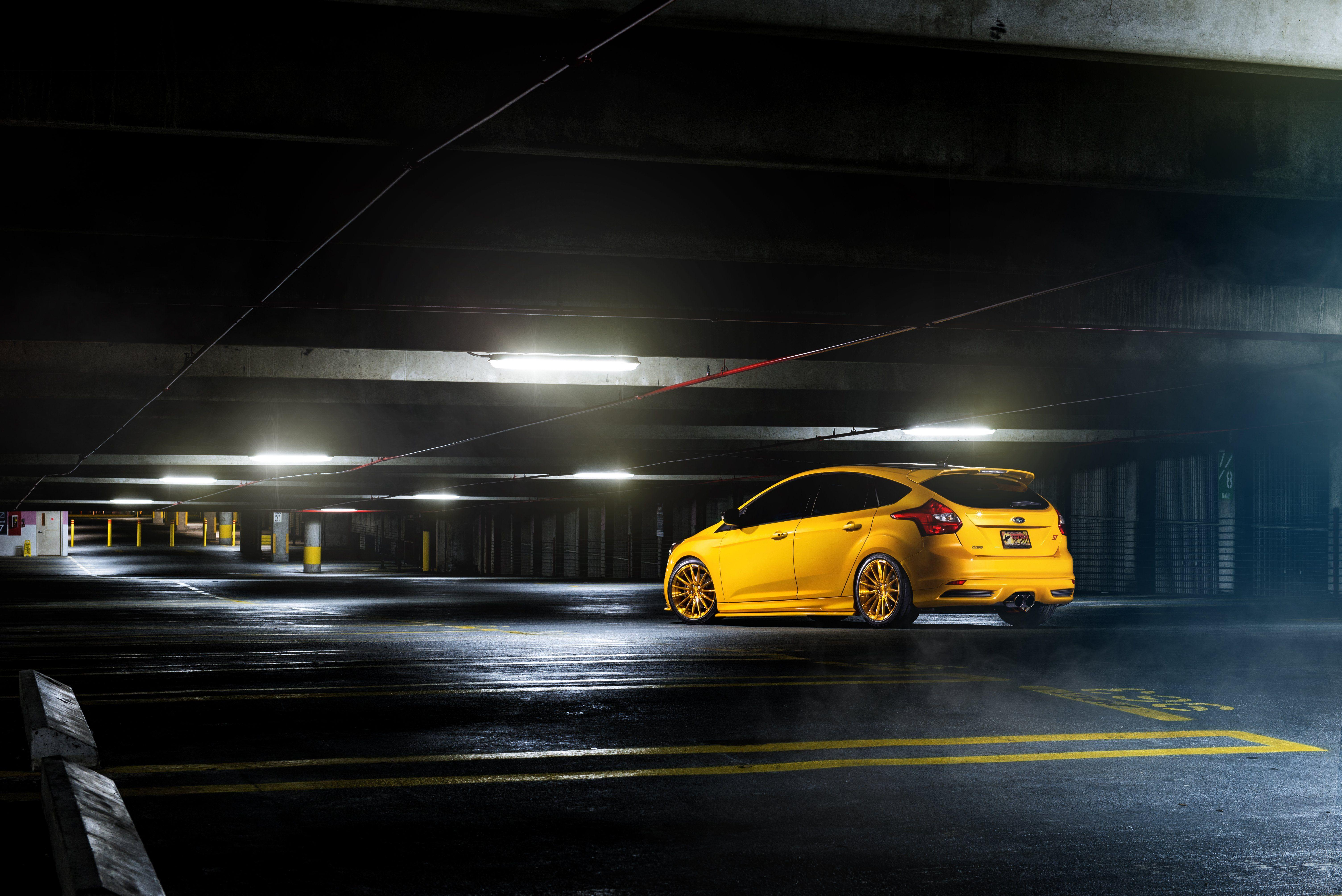 Ford Focus ST HD Wallpapers 500251587, Candela Mousdall
