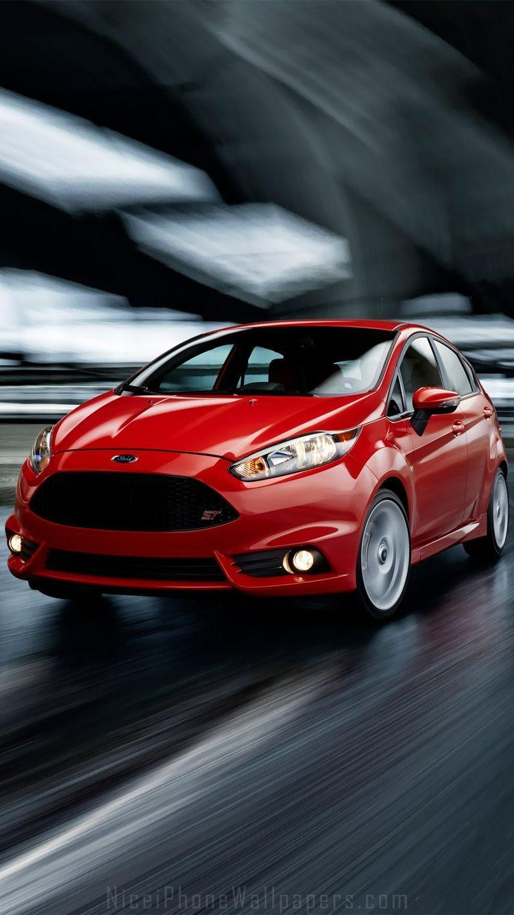 Ford Fiesta ST iPhone 6/6 plus wallpapers