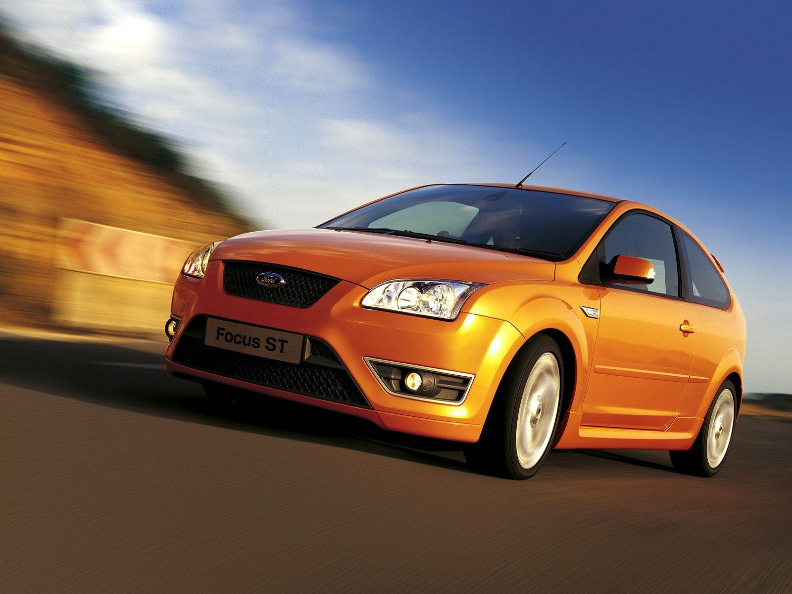 Ford Focus ST 3 wallpapers