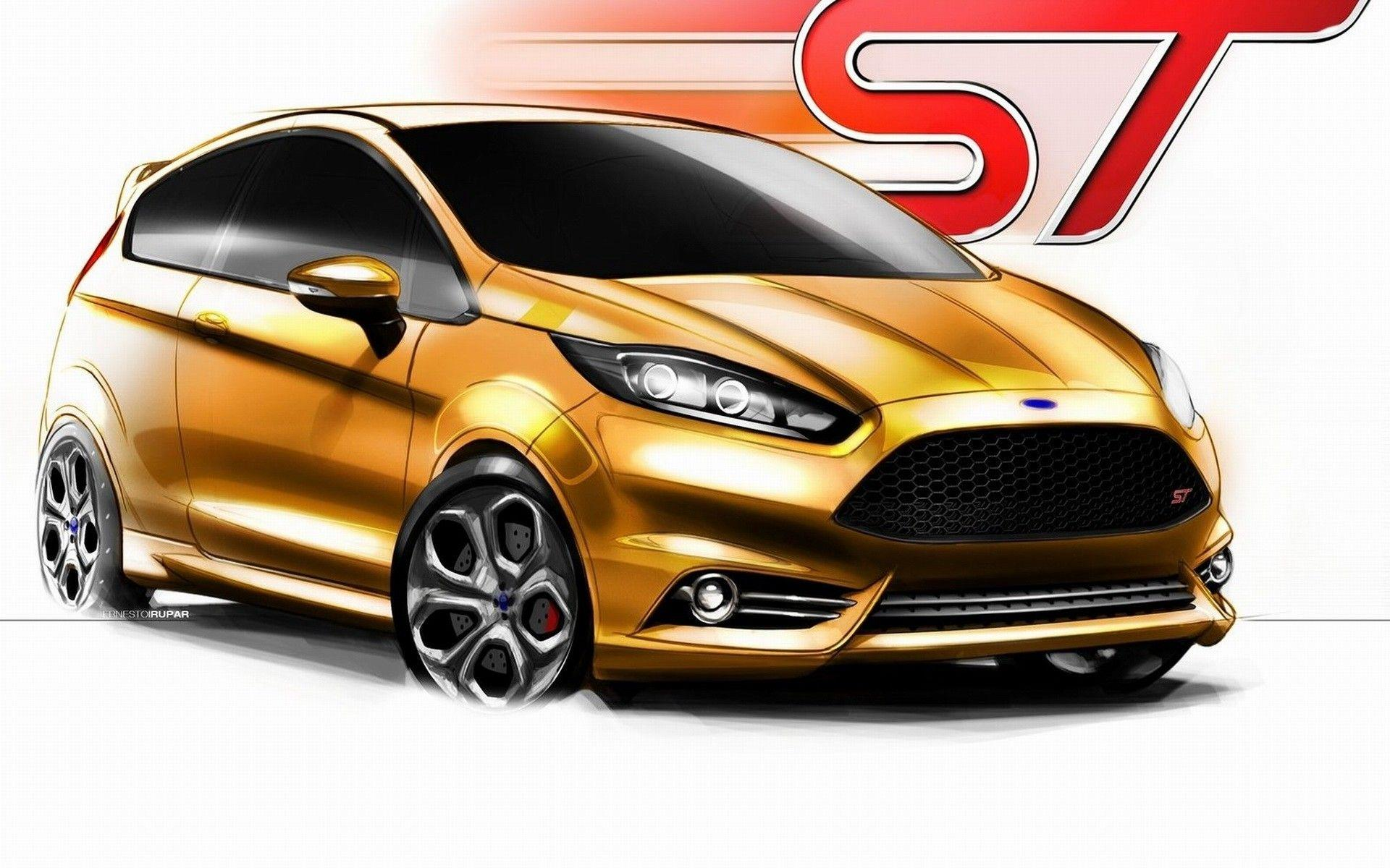 Ford Fiesta Wallpapers Group