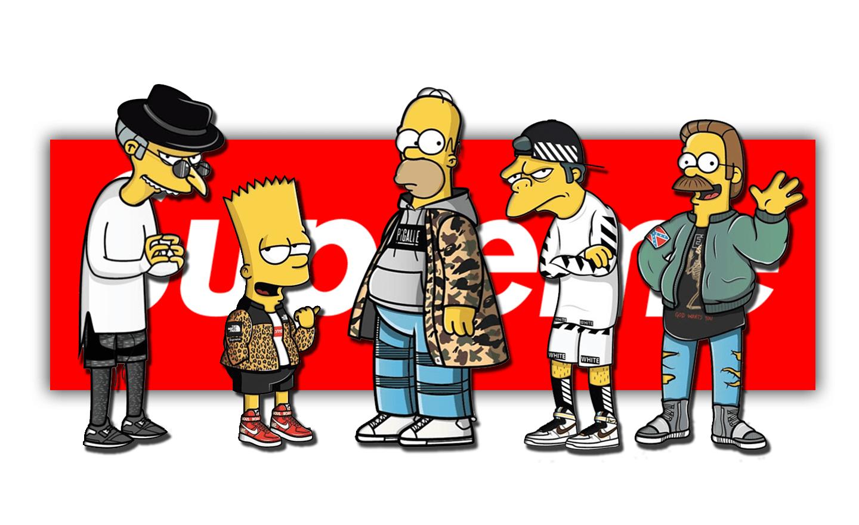Simpson Supreme Wallpapers - Wallpaper Cave
